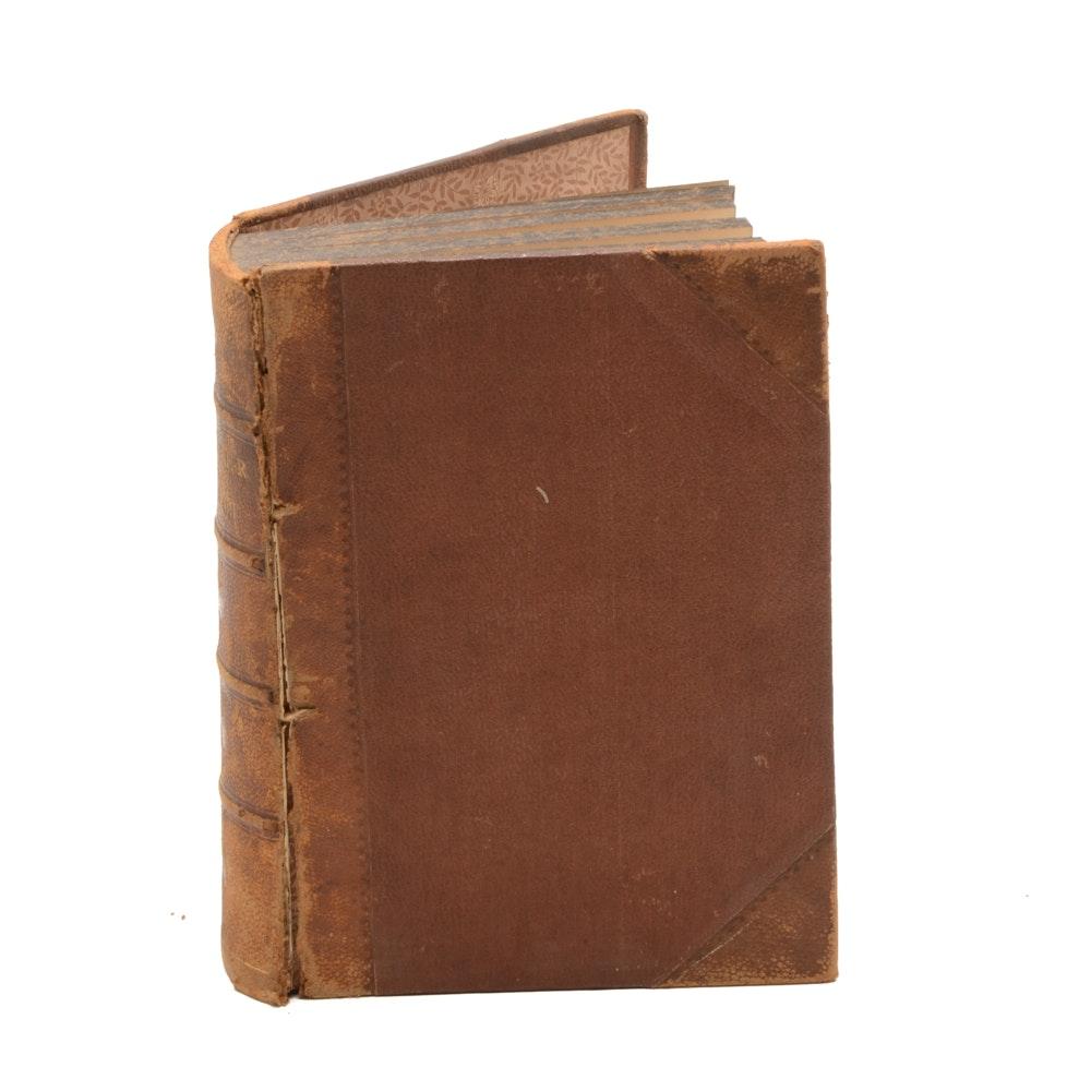 """1884 """"Harper's Magazine"""" in Hardcover"""