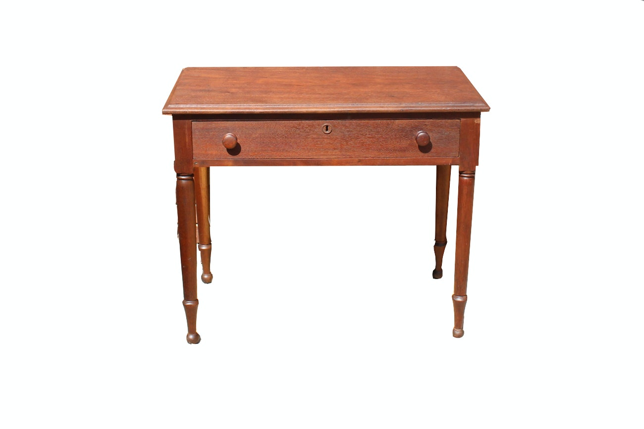 Mid 1800s Accent Table