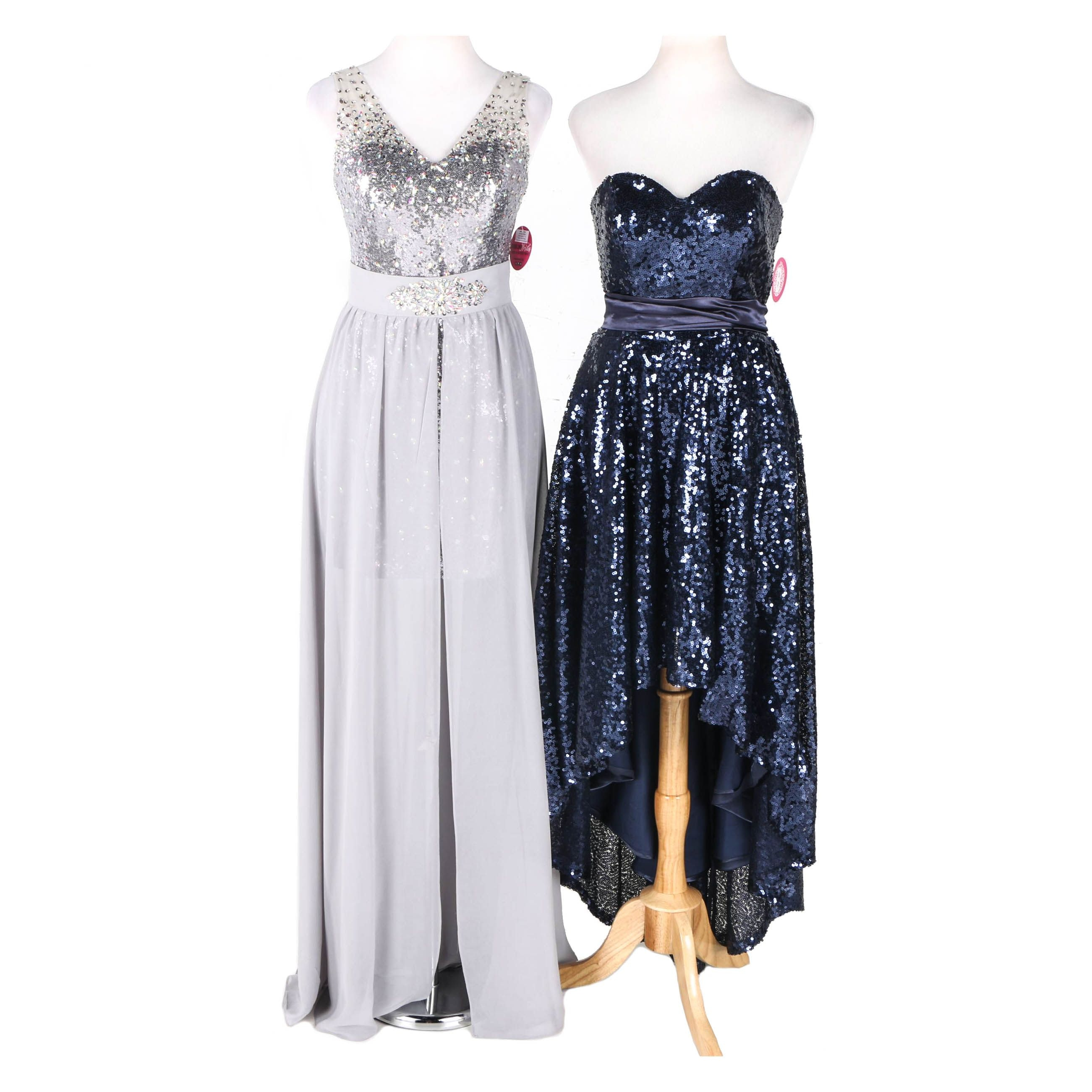 Evening Dresses Including F&M