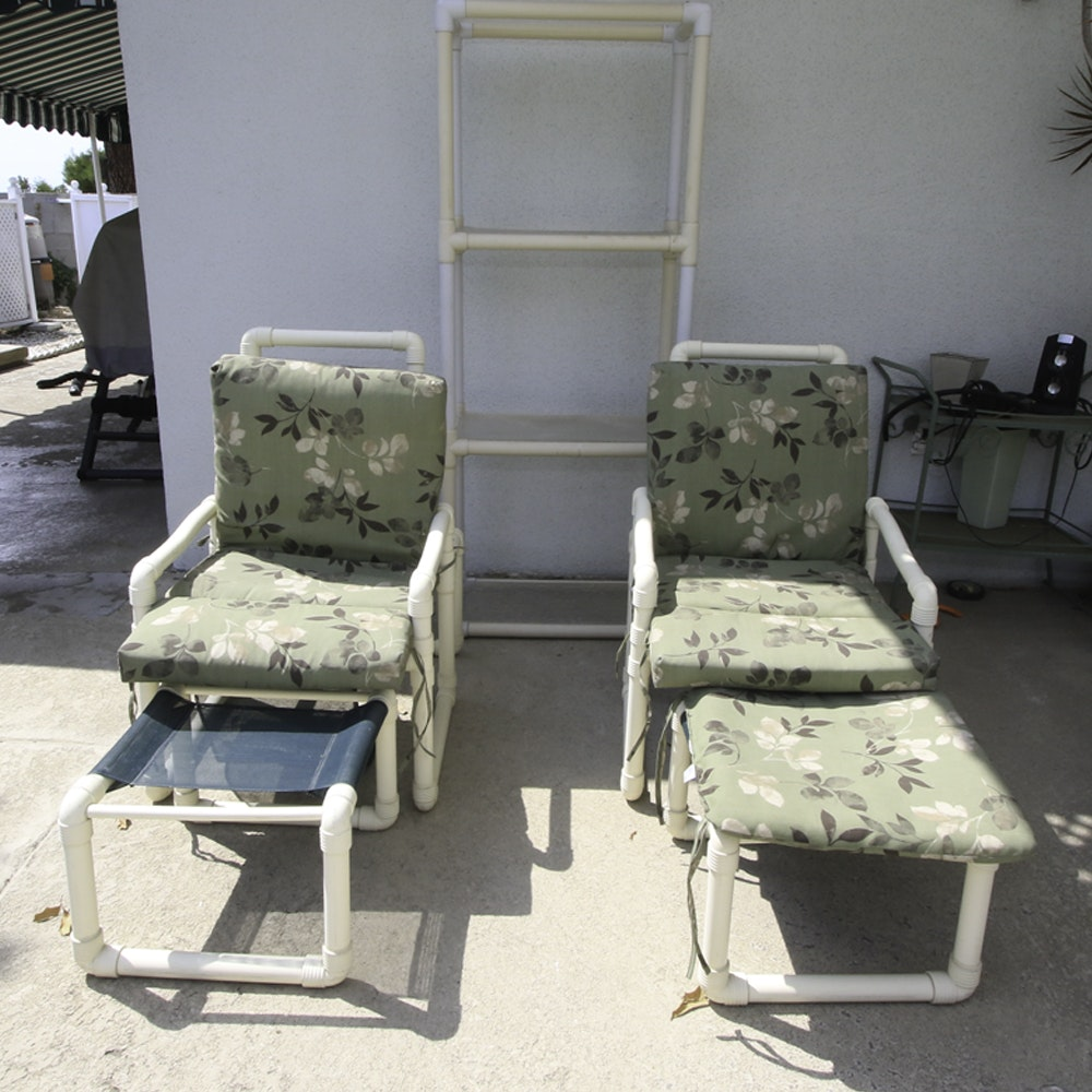 PVC Outdoor Furniture