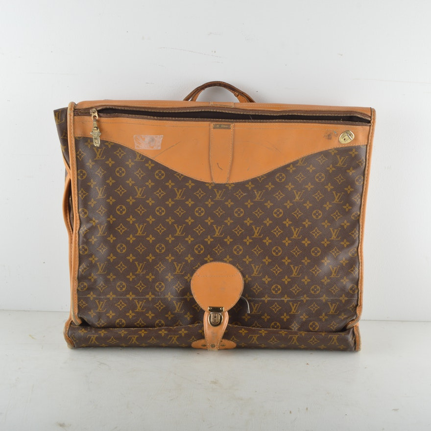 Vintage Louis Vuitton For Saks Fifth Avenue Garment