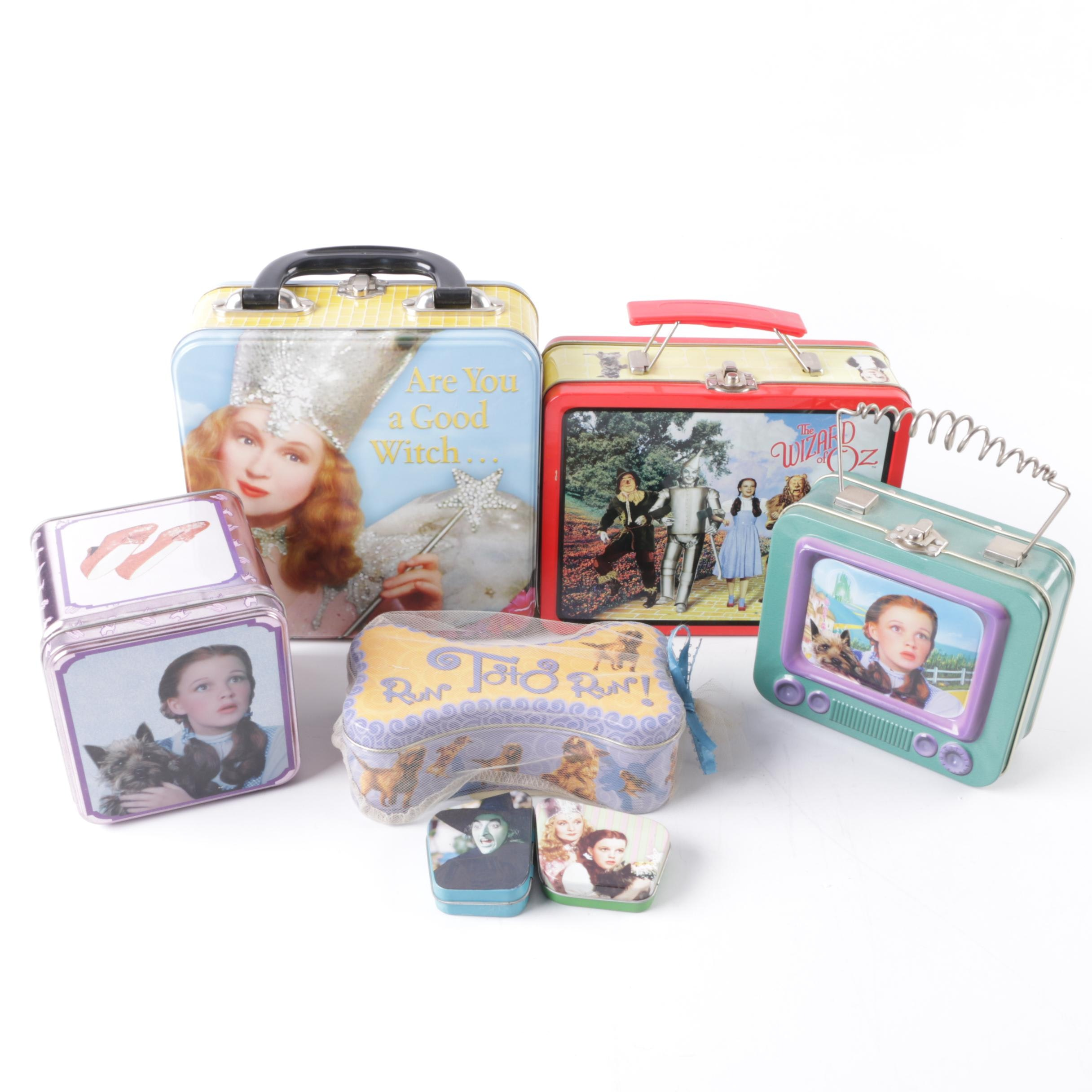 """""""Wizard of Oz"""" Lunch Boxes"""
