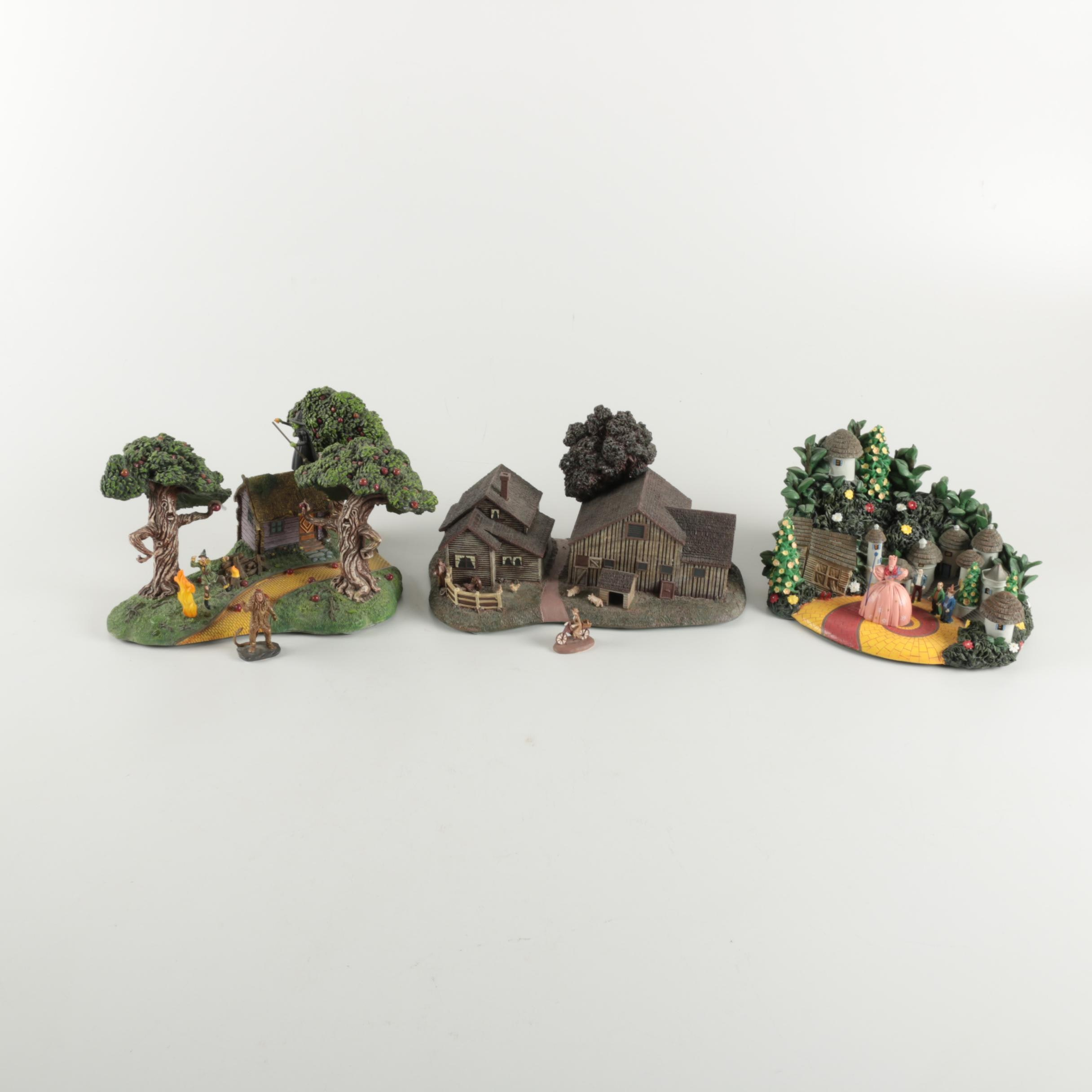 "Hawthorne Village ""The Wizard of Oz"" Dioramas and Figurines"