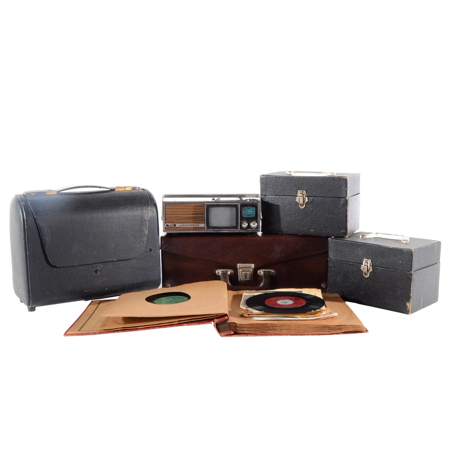 Vintage Zenith Radio and Other Electronic Accessories