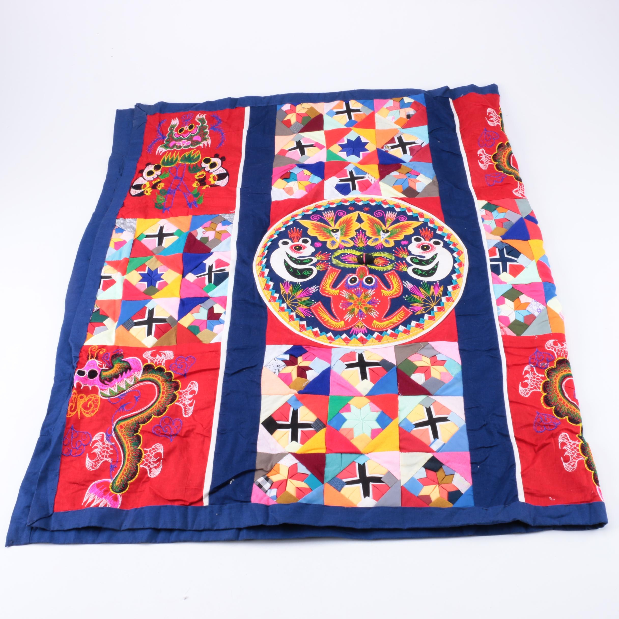 Chinese Inspired Quilt