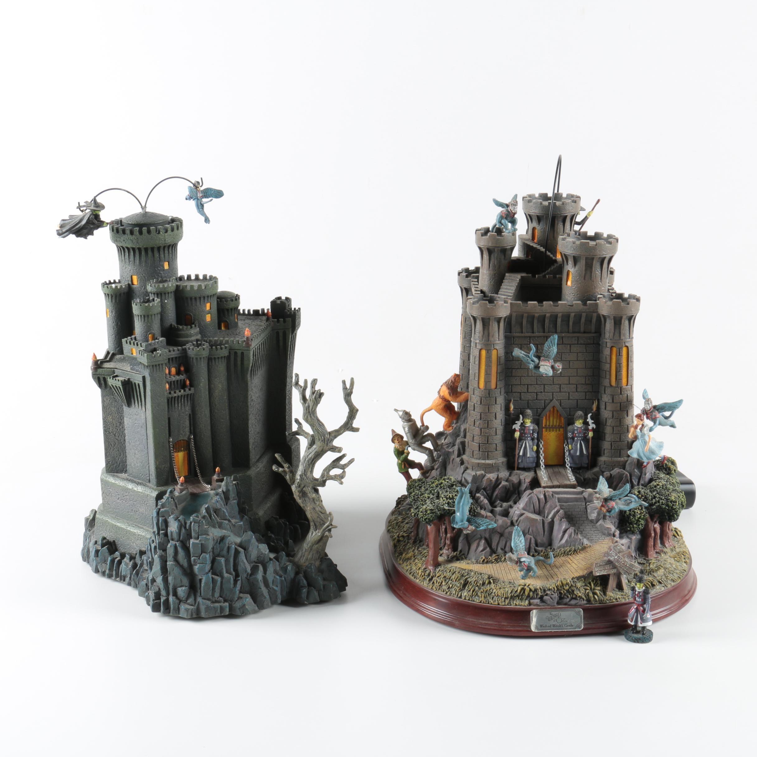 Hawthorne Village Witches Castles