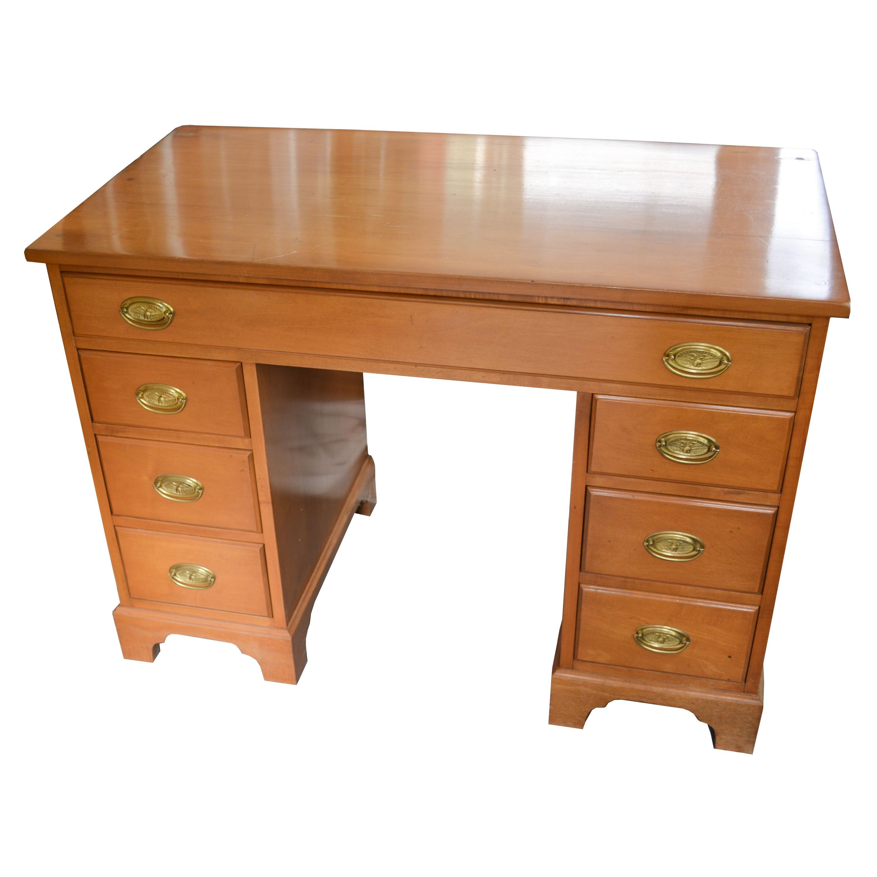 Traditional Style Maple Trutype Desk