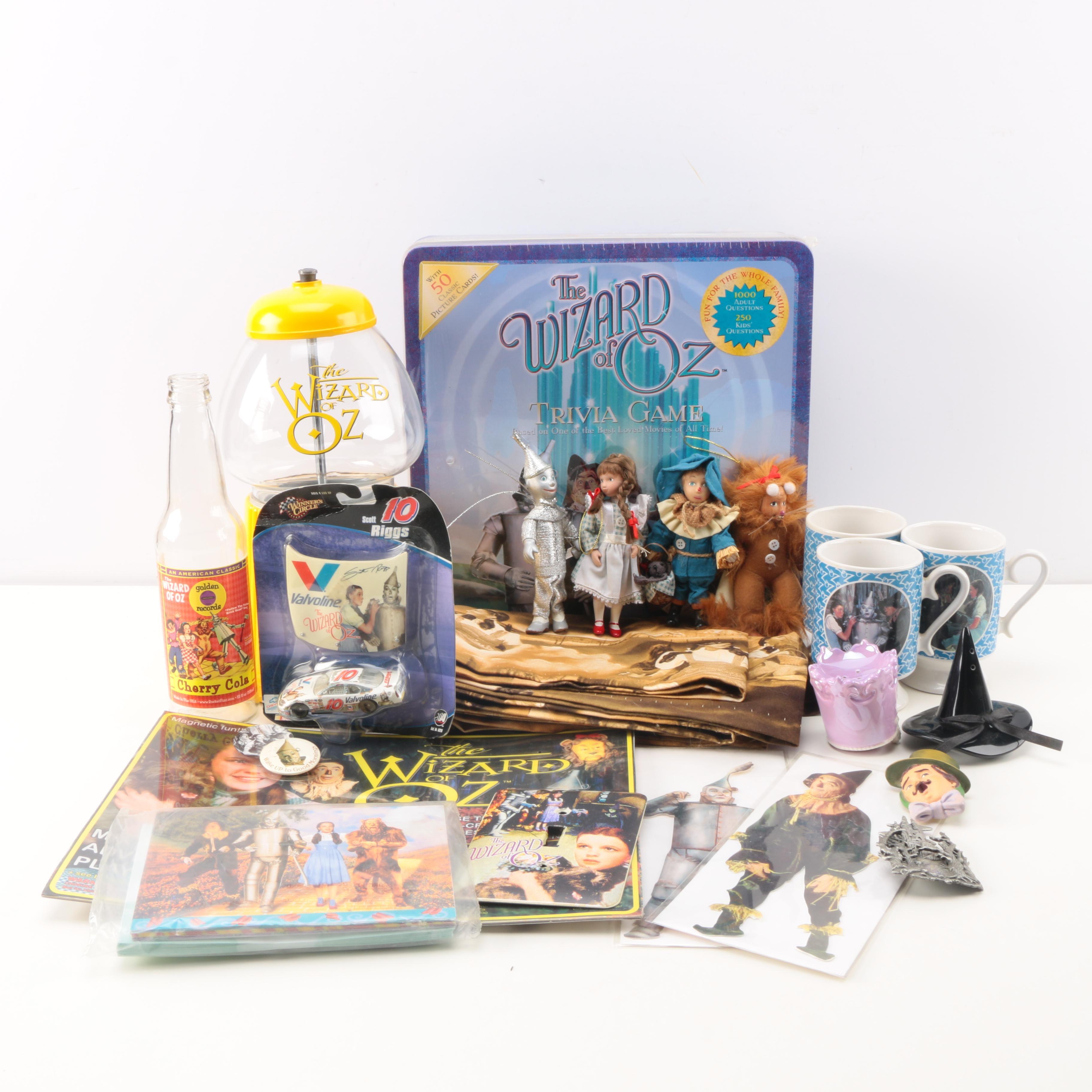 Wizard of Oz Memorabilia and Collectibles