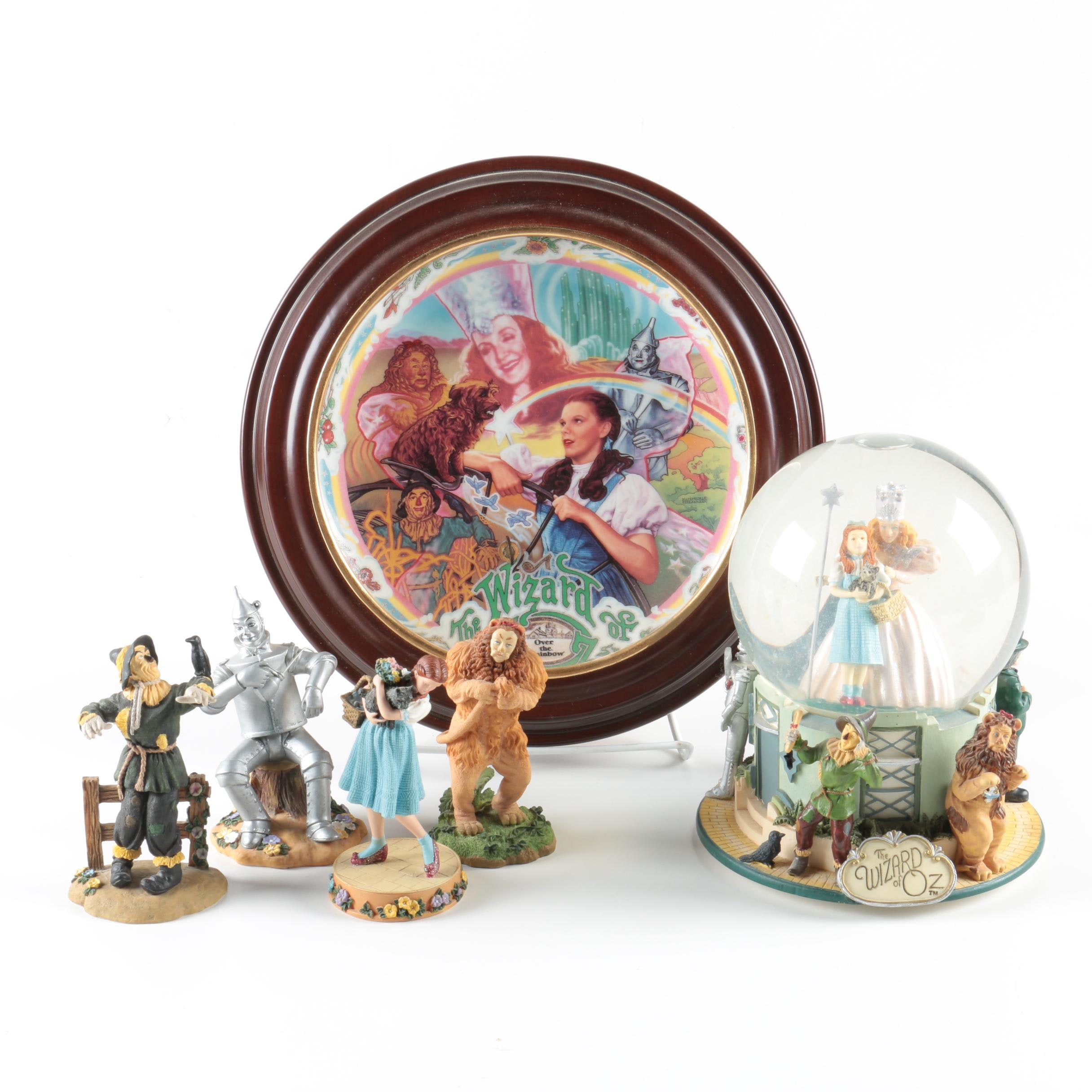 Wizard of Oz Music Boxes and Figurines