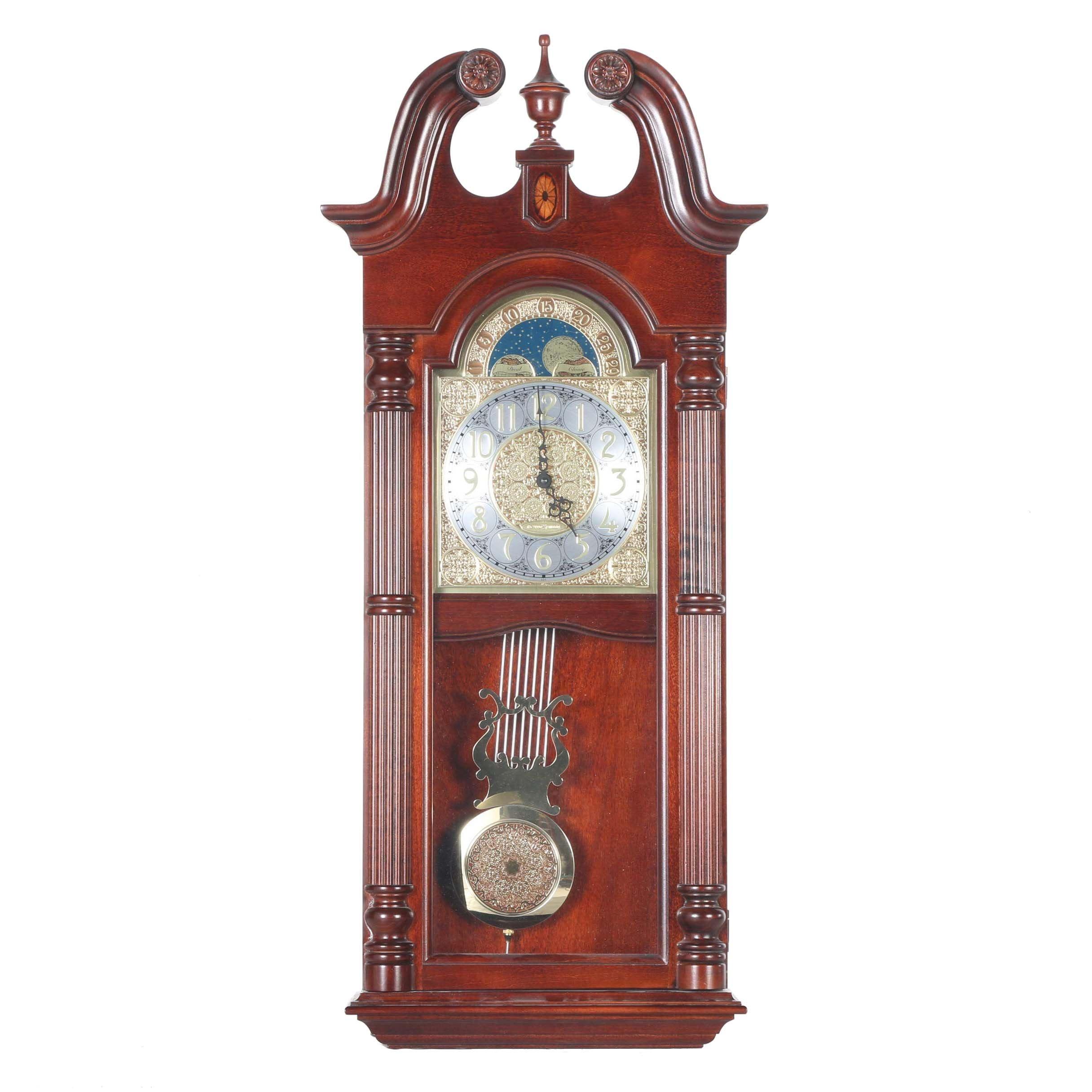 Howard Miller Battery Powered Pendulum Clock
