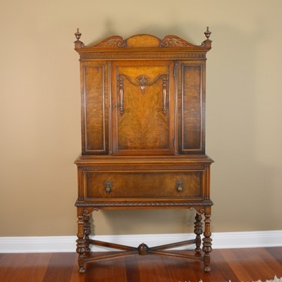 Mahogany Cupboard by Grand Rapids Chair Company