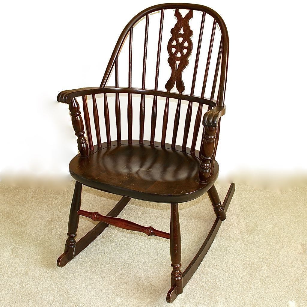 Vintage Windsor Rocker
