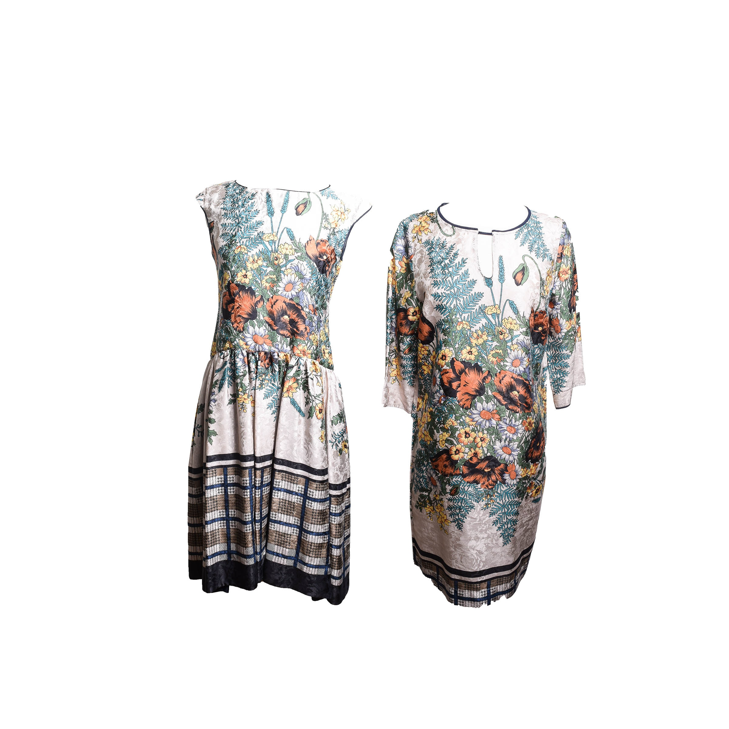 Pair of Printed Trelise Cooper Dresses