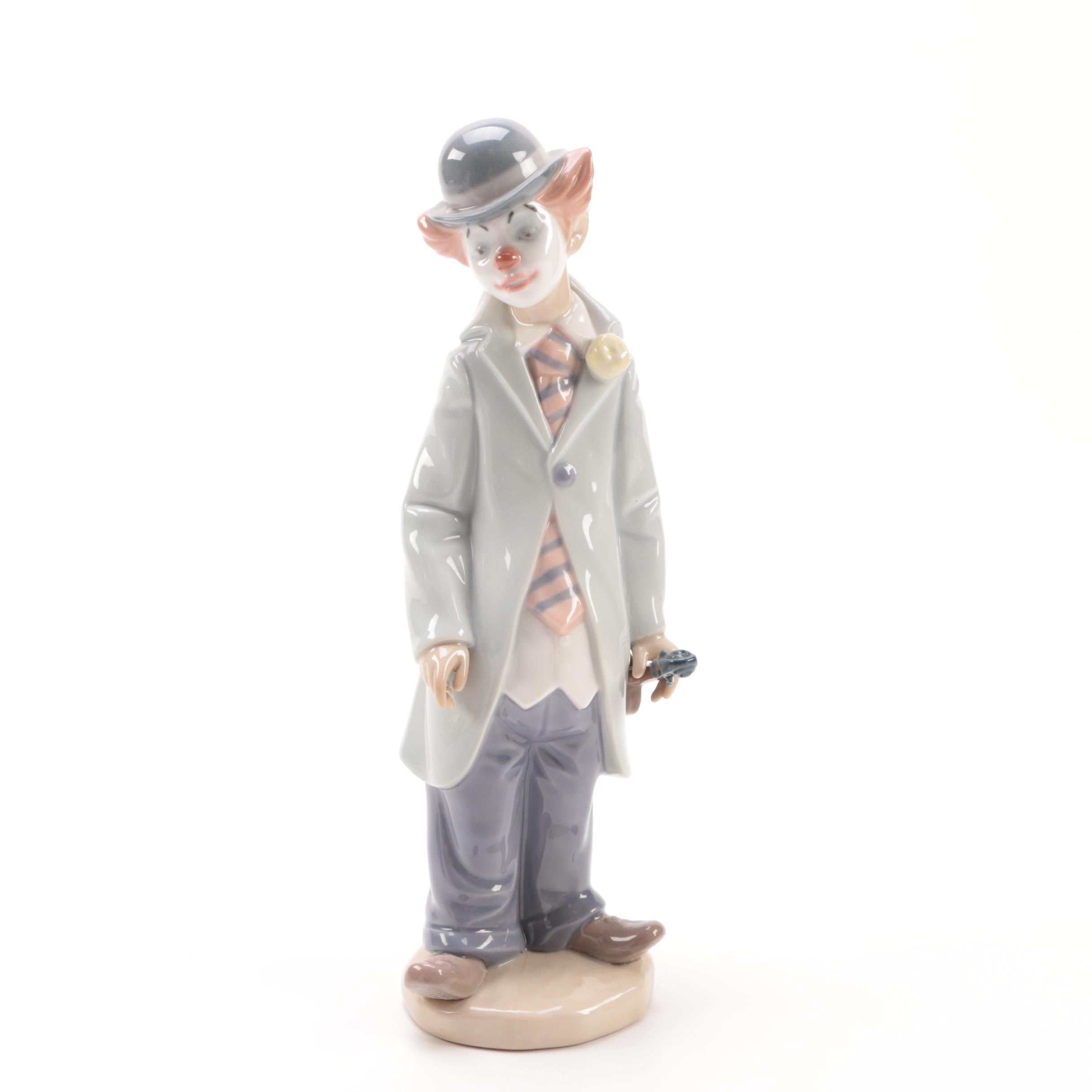 "Lladró ""Circus Sam"" Figurine"