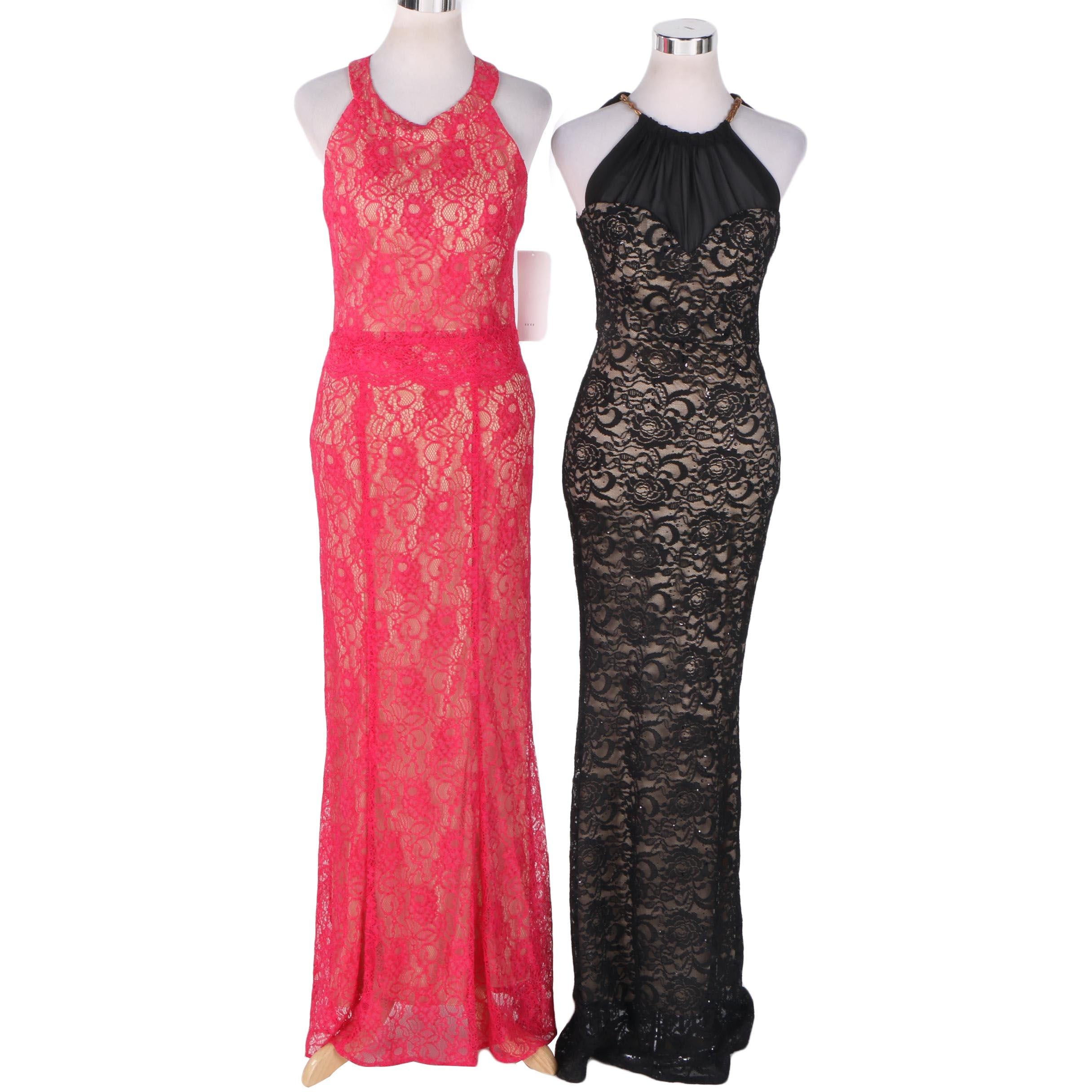 Formal Gowns by Maria Cristina and F.I.E.S.T.A Fashion