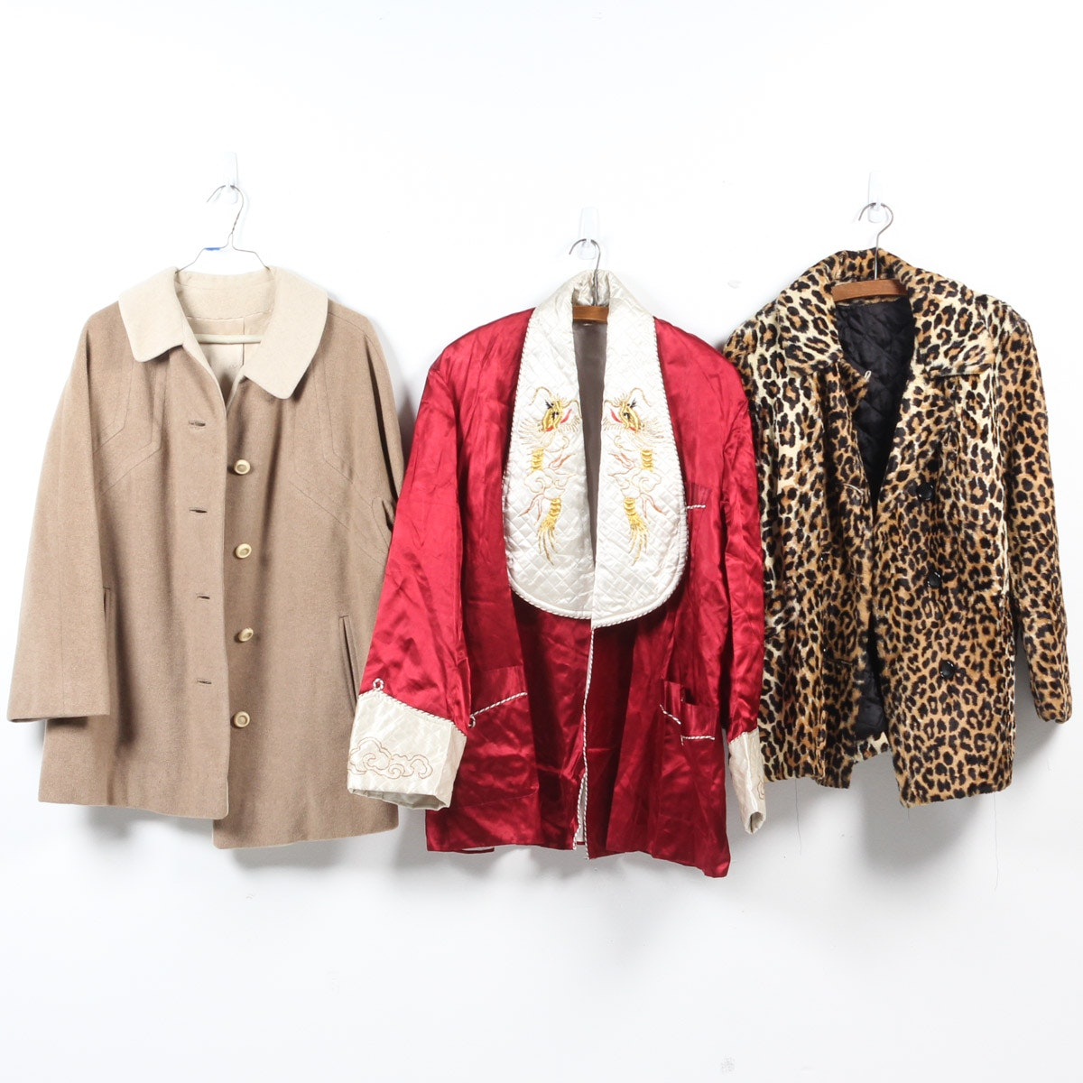 Women's Vintage Outerwear Collection