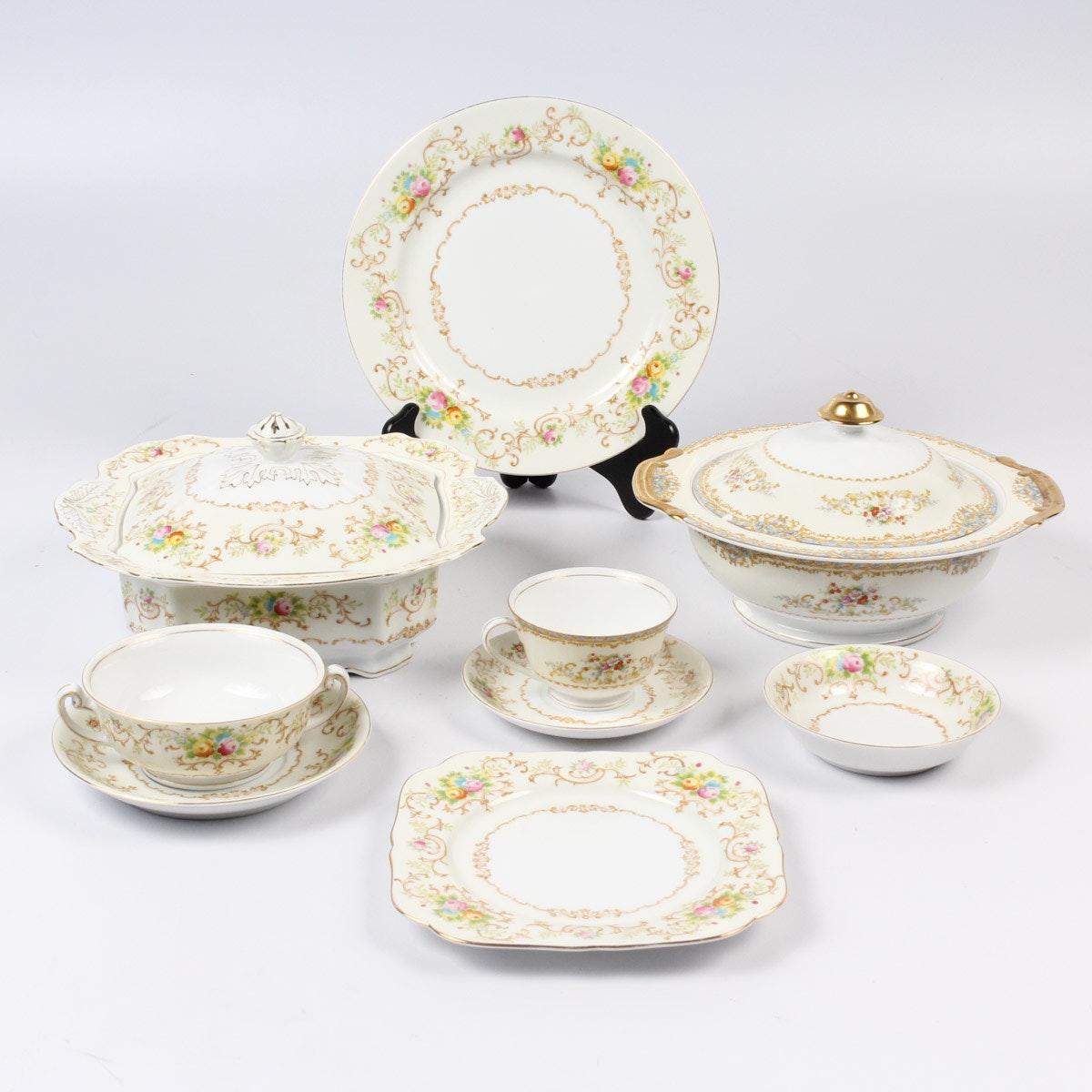 Kongo China Tableware