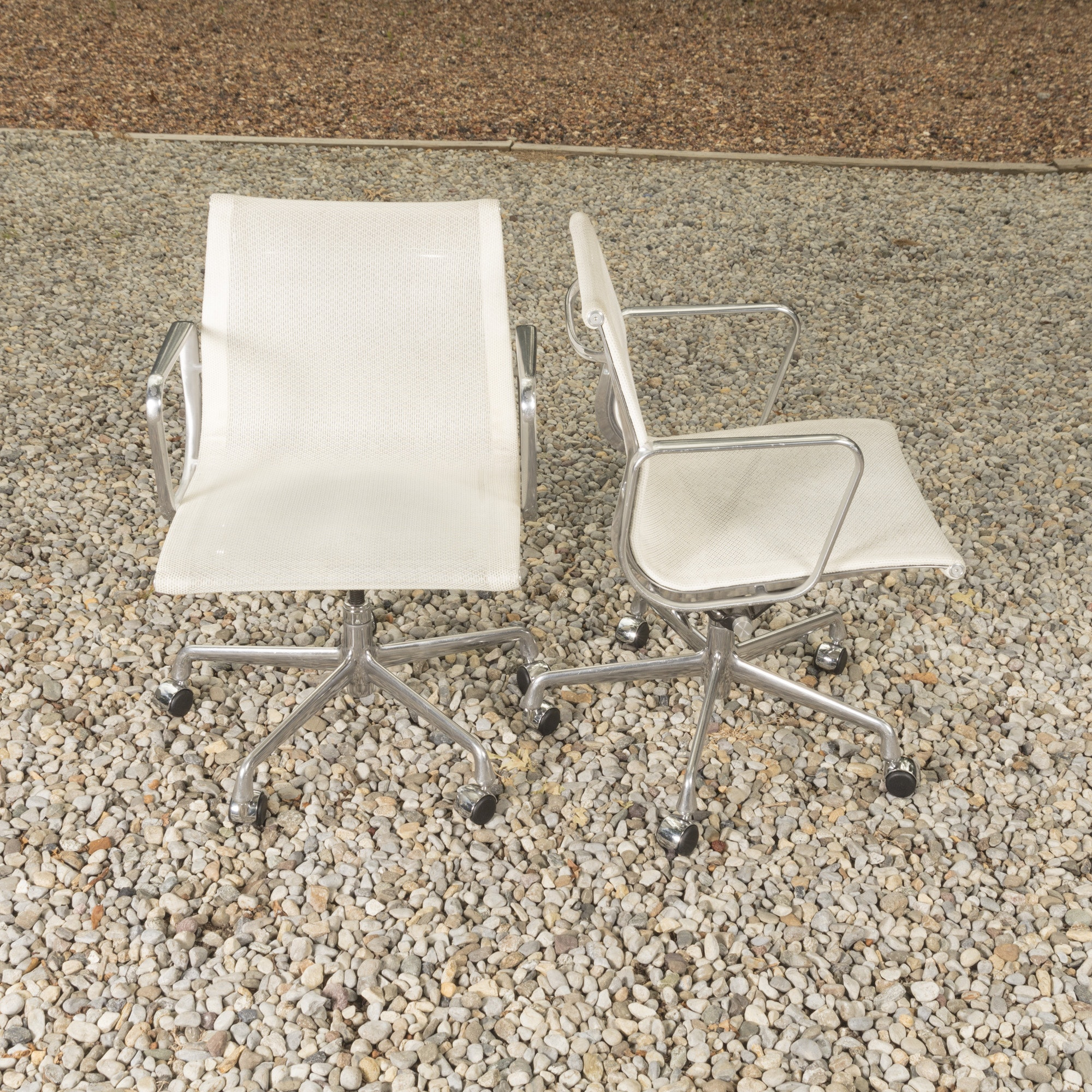 Pair of Eames Office Chairs