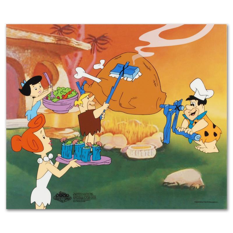"""Flintstones Barbecue"" Limited Edition"