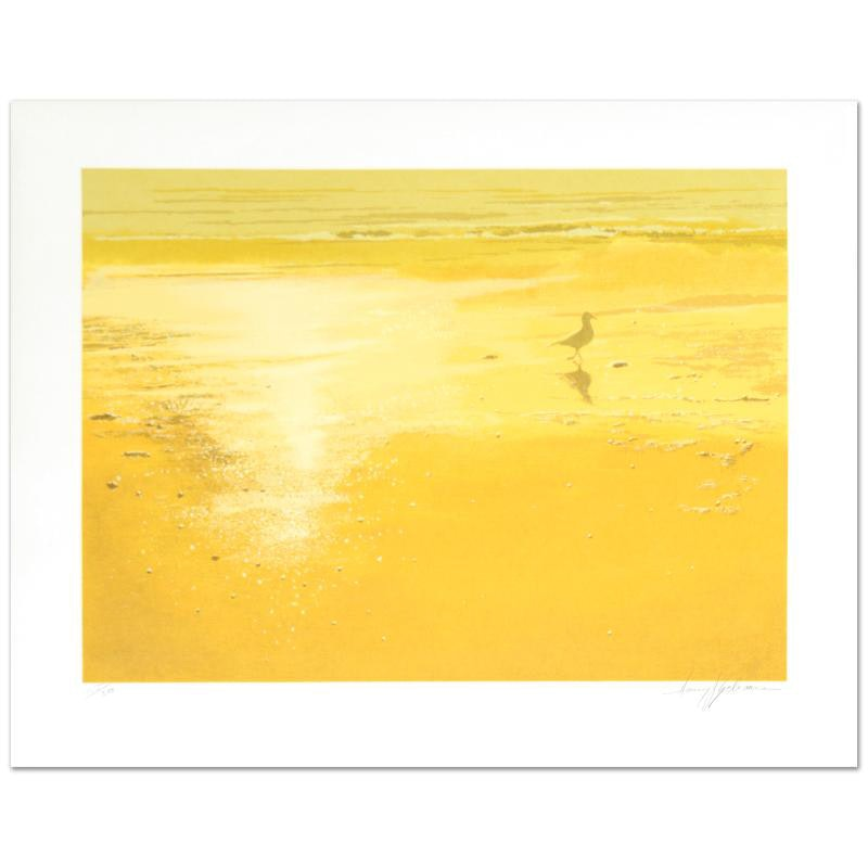 """The Seagull"" Limited Edition Serigraph"