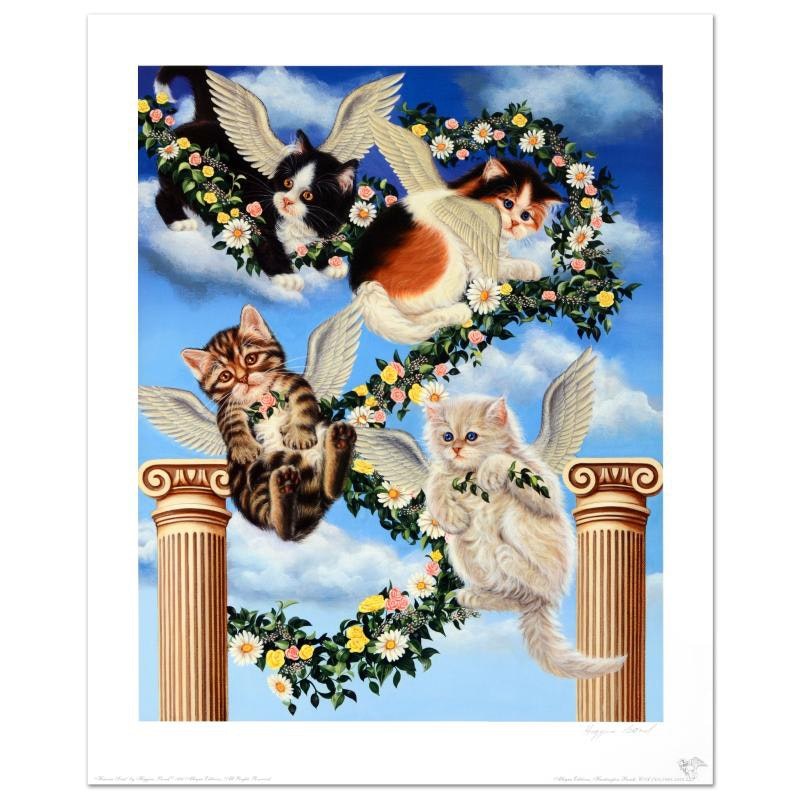 """Heaven Sent"" Lithograph by Barbara Higgins-Bond"