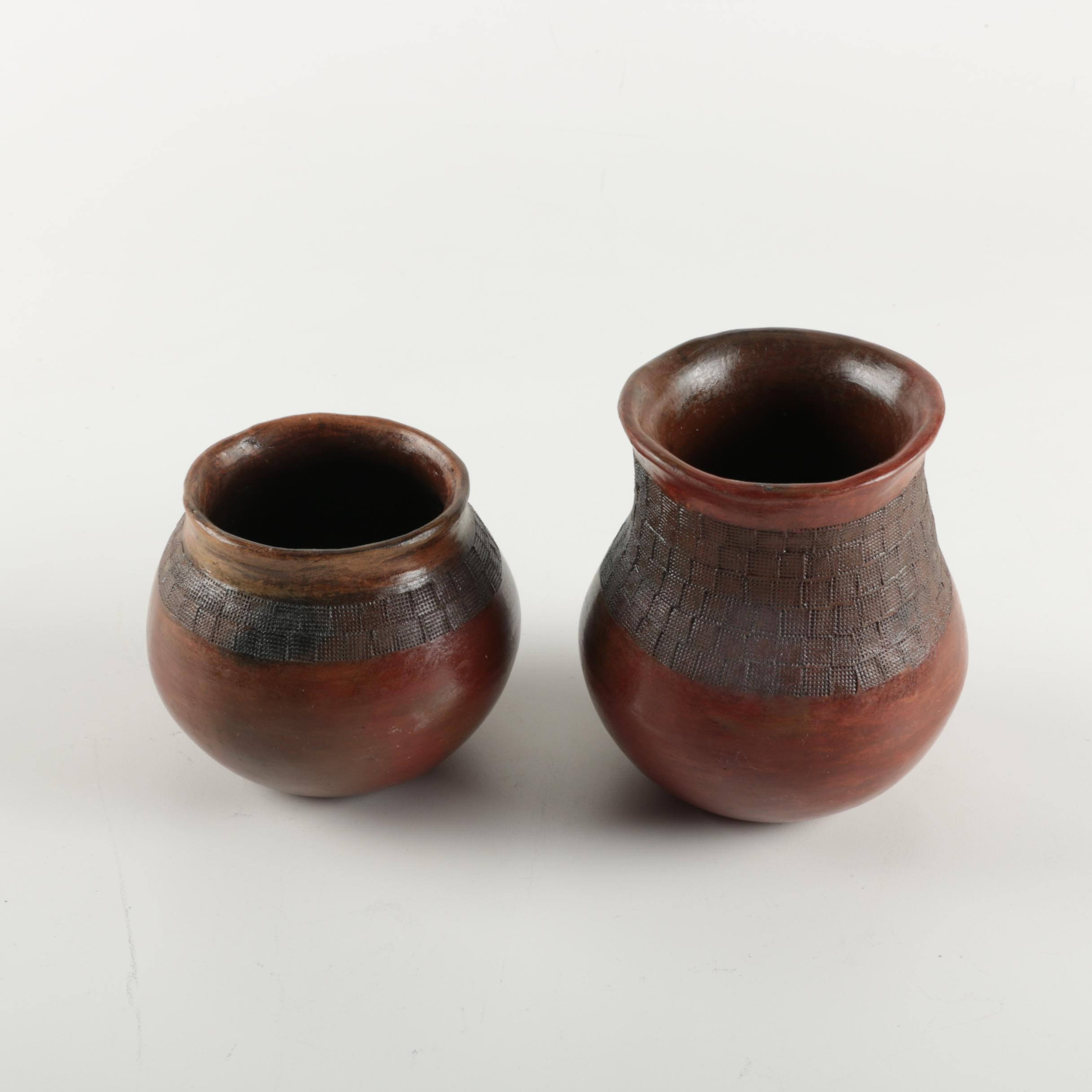 Linda Wilson Ceramic Vessels