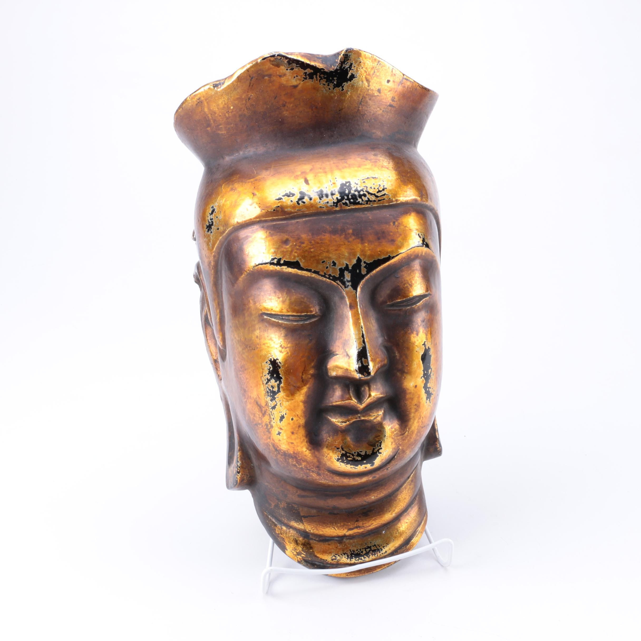 East Asian Style Resin Mask