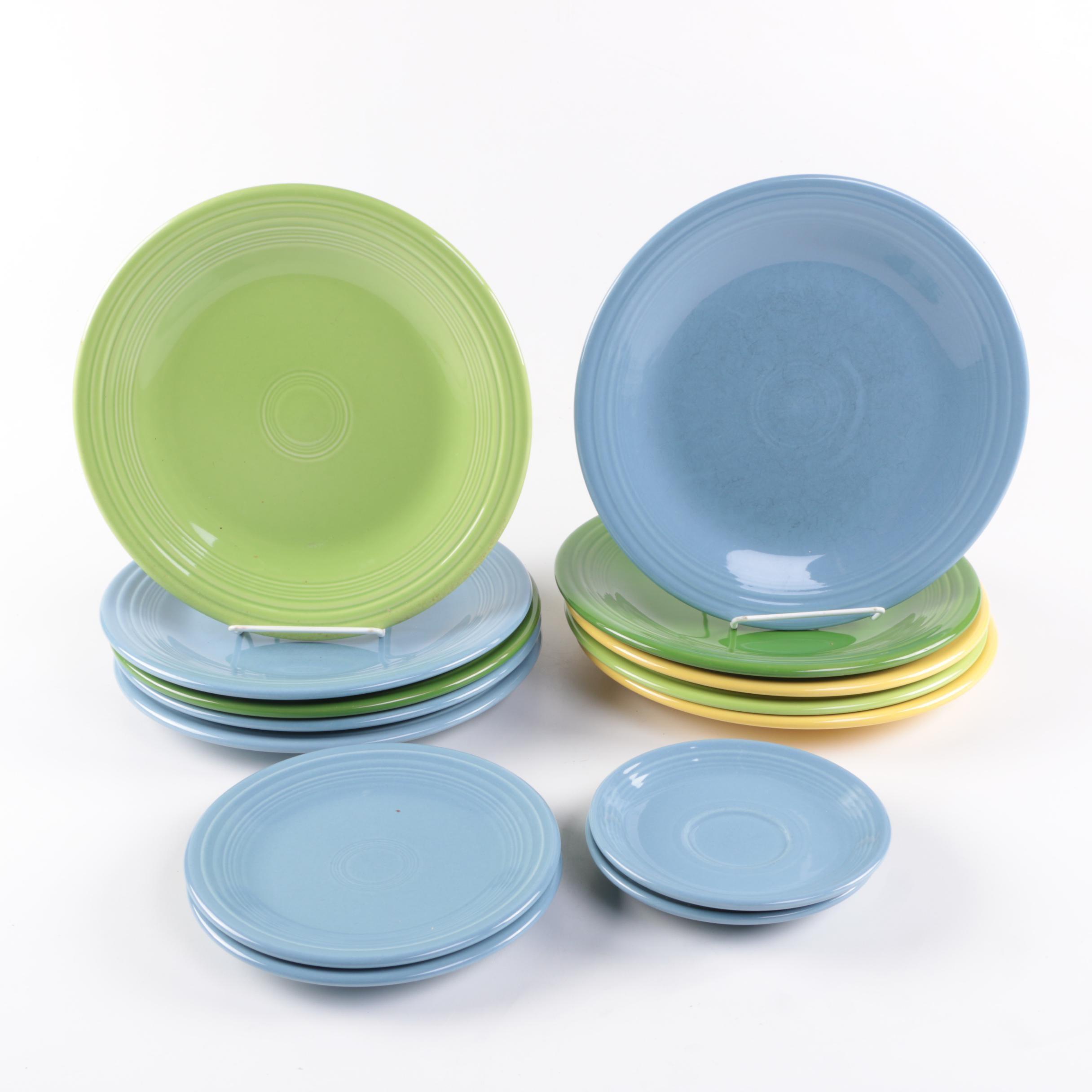 Fiesta Ware Ceramic Tableware