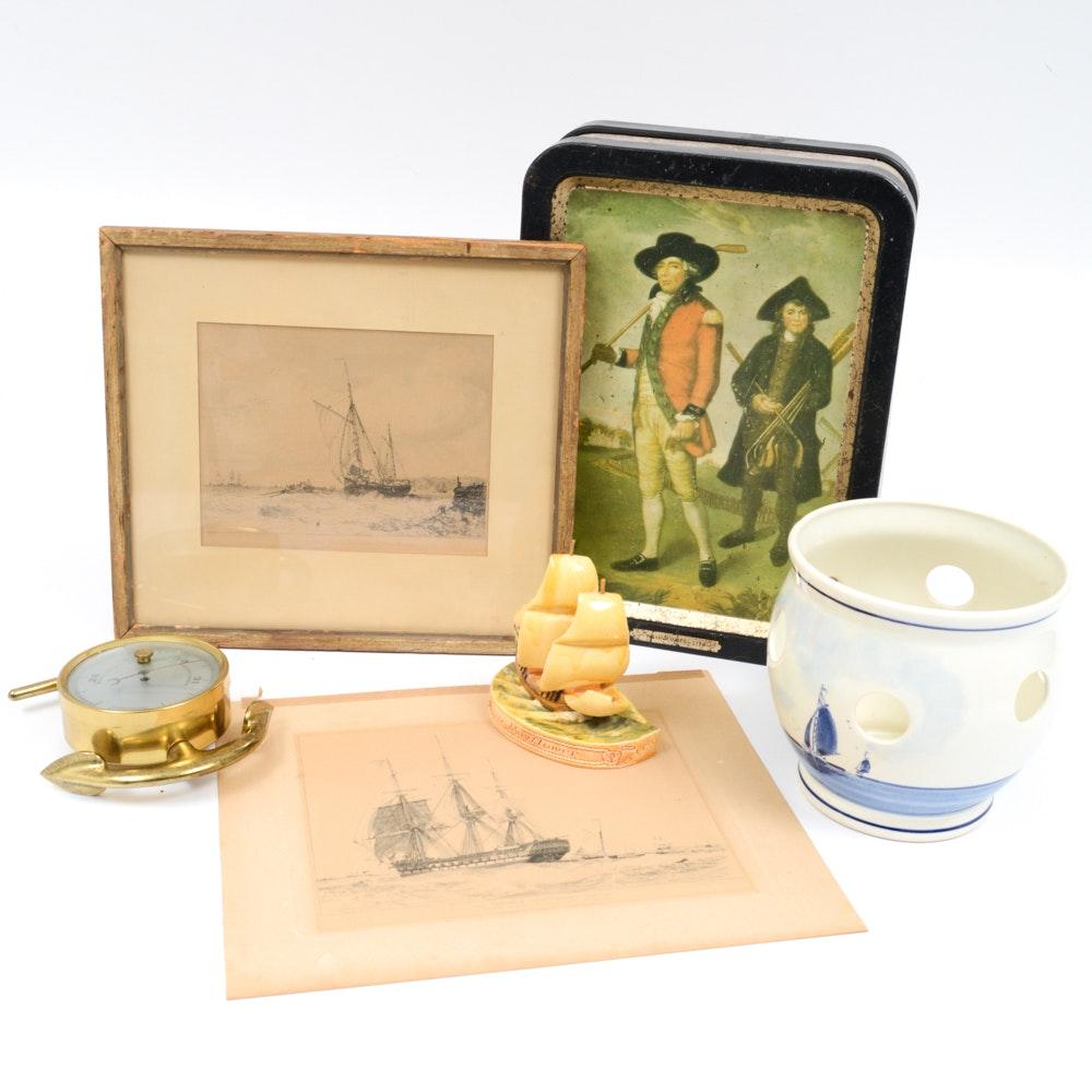 Nautical Decor Collection