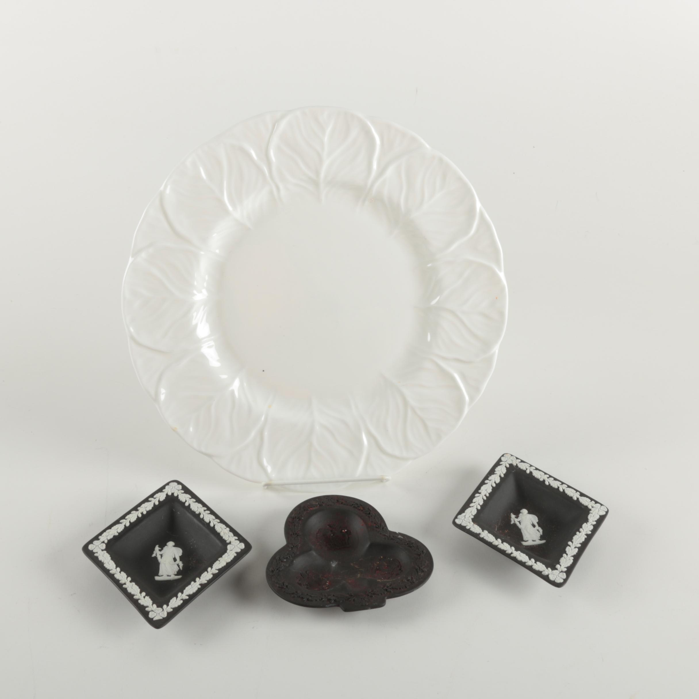 Wedgwood Plate And Additional Items