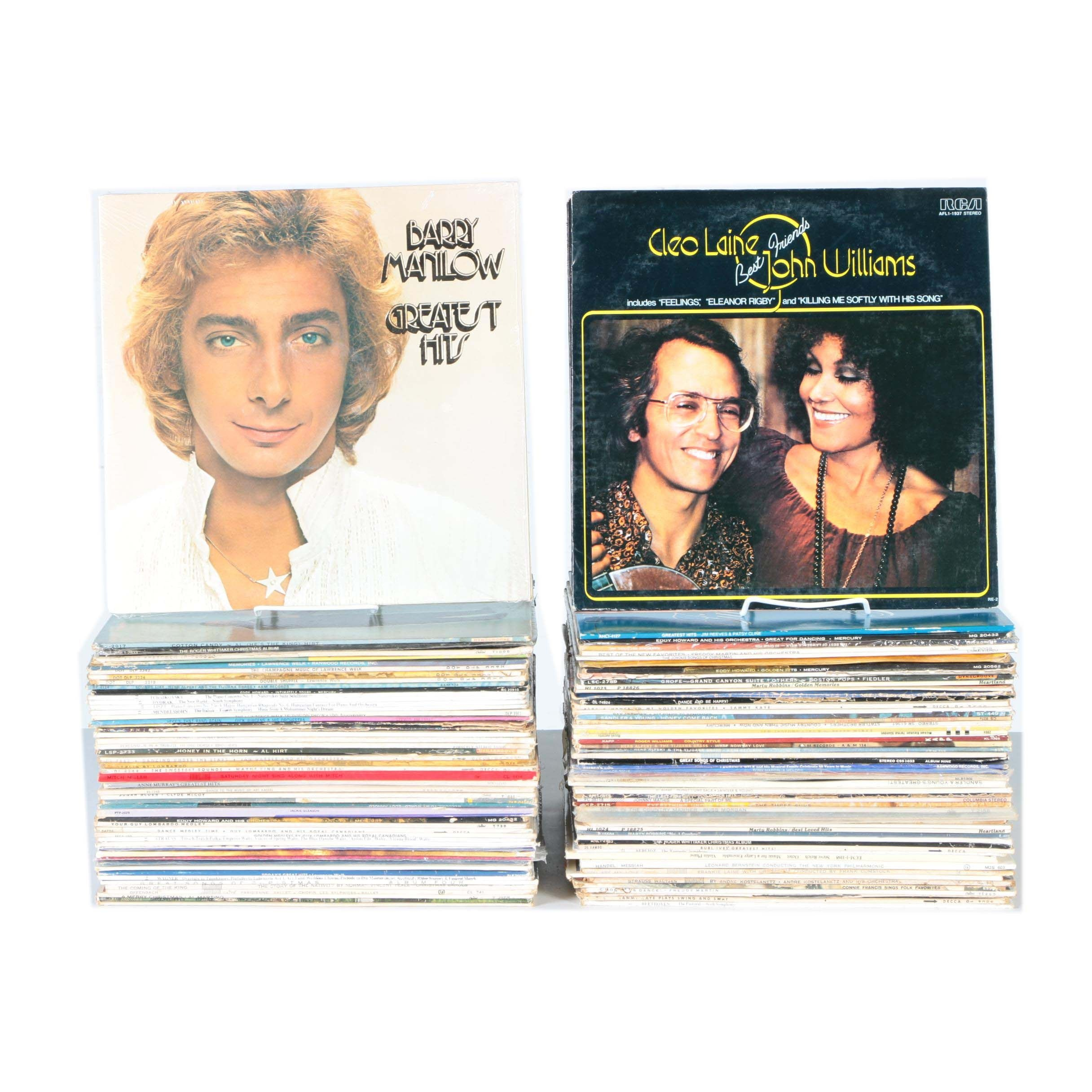 Over 100 Country, Easy Listening and Other LPs