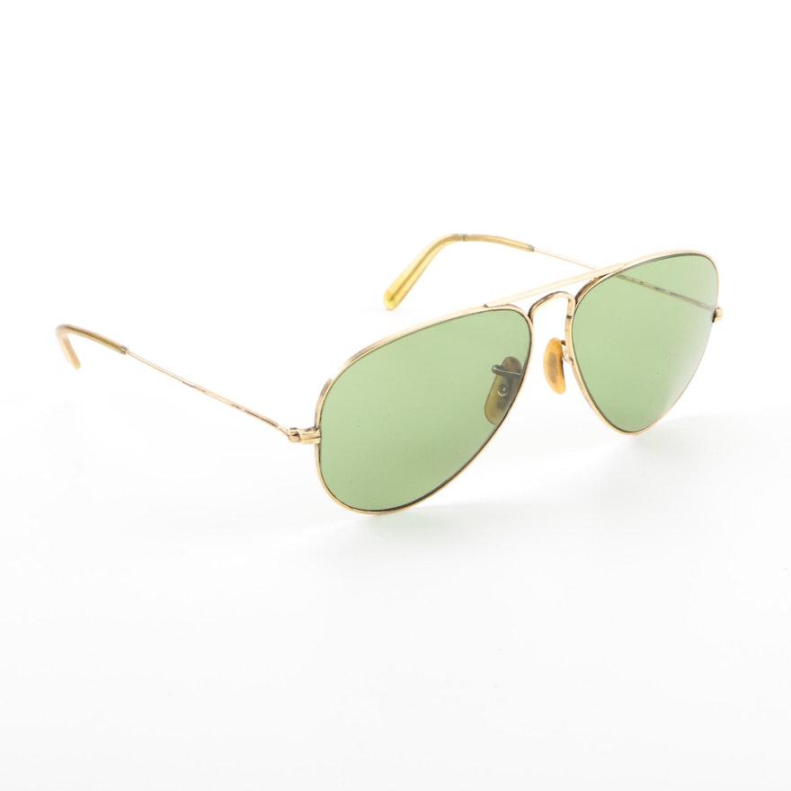 eb6af99cd032 Vintage Ray Ban Aviator Sunglasses : EBTH