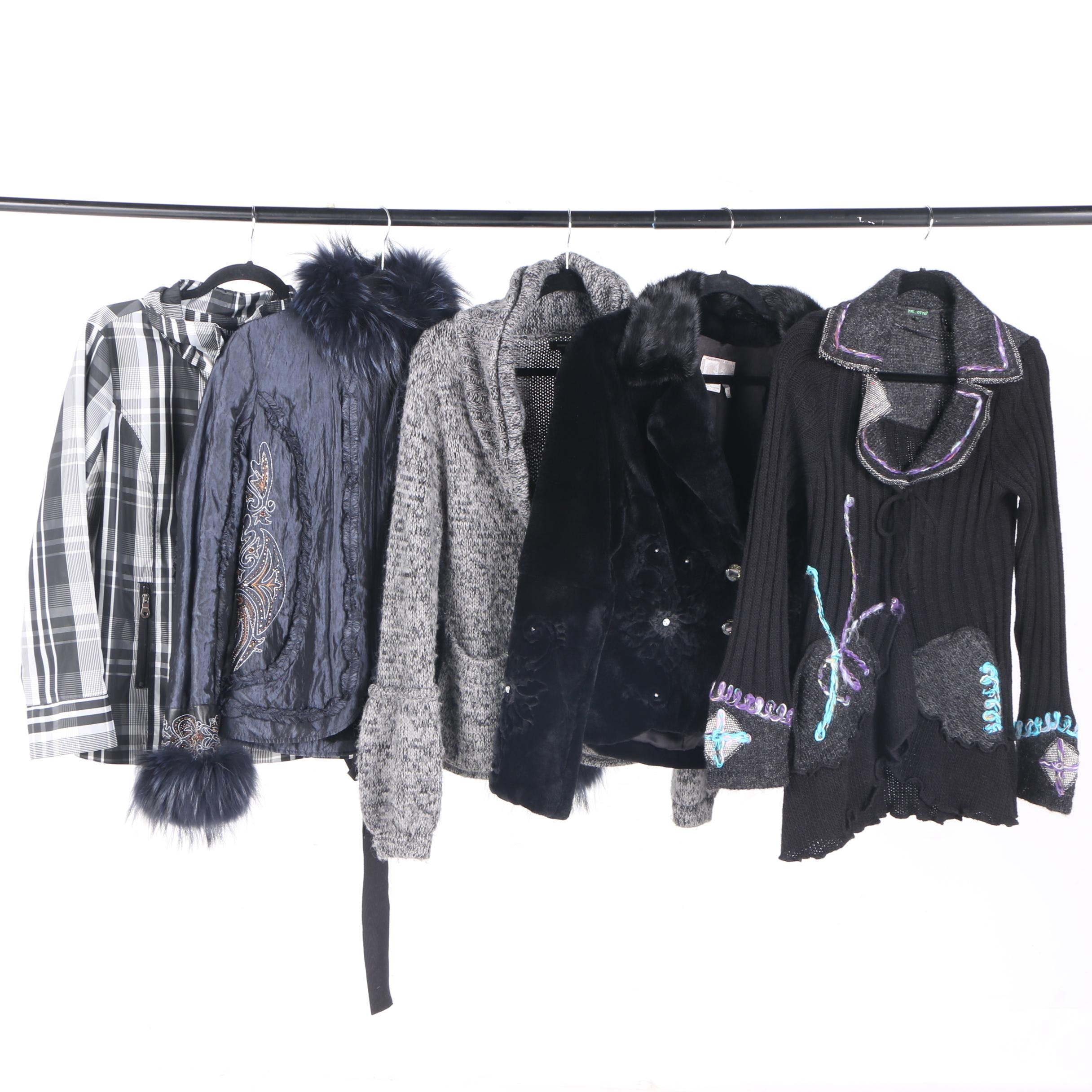 Collection of Women's Tops