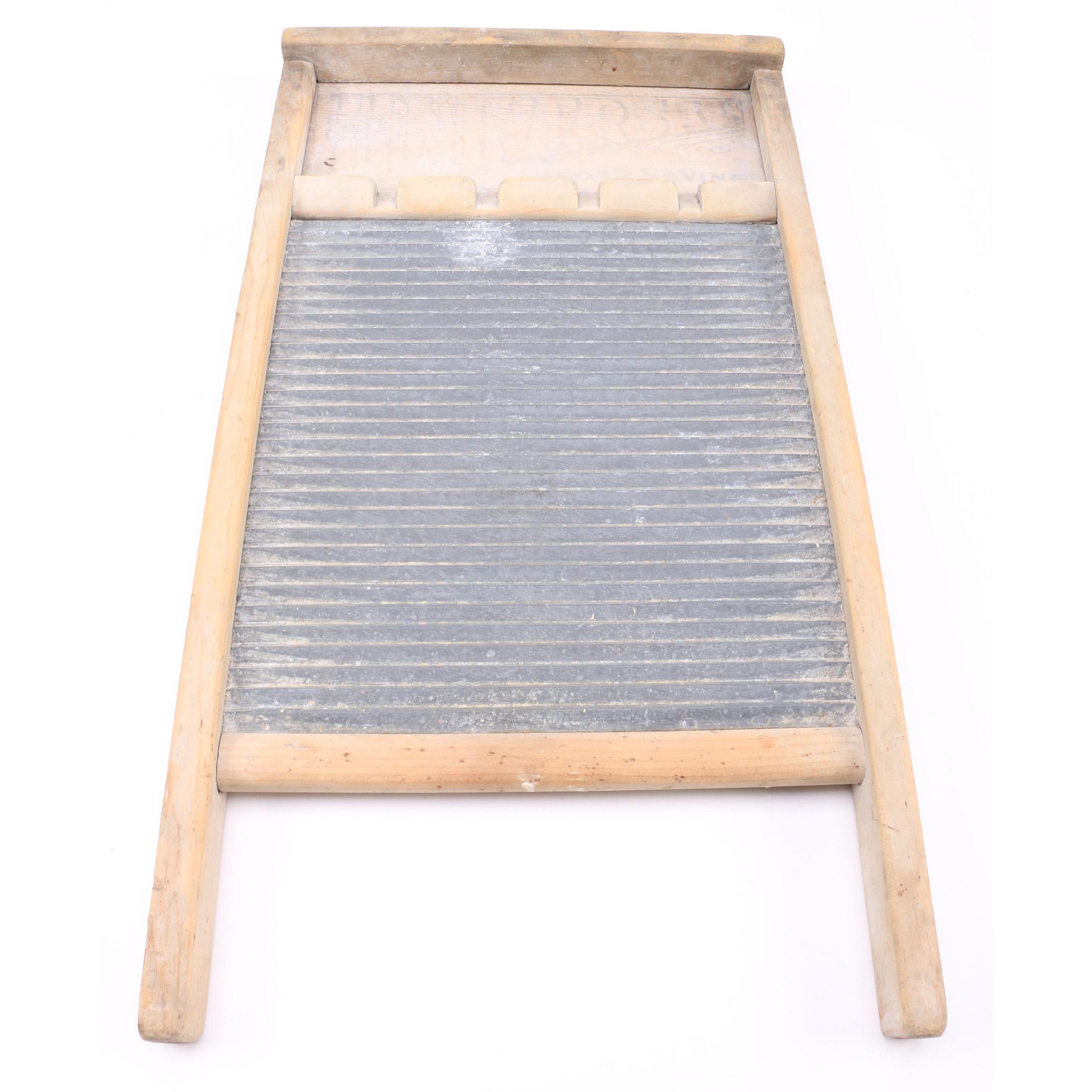 National Washboard Co. No. 134 Washboard