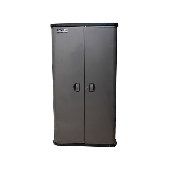 Craftsman Professional Locking Gray Storage Cabinet
