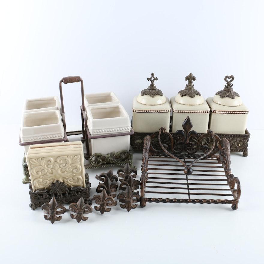 Kitchen Napkin Set