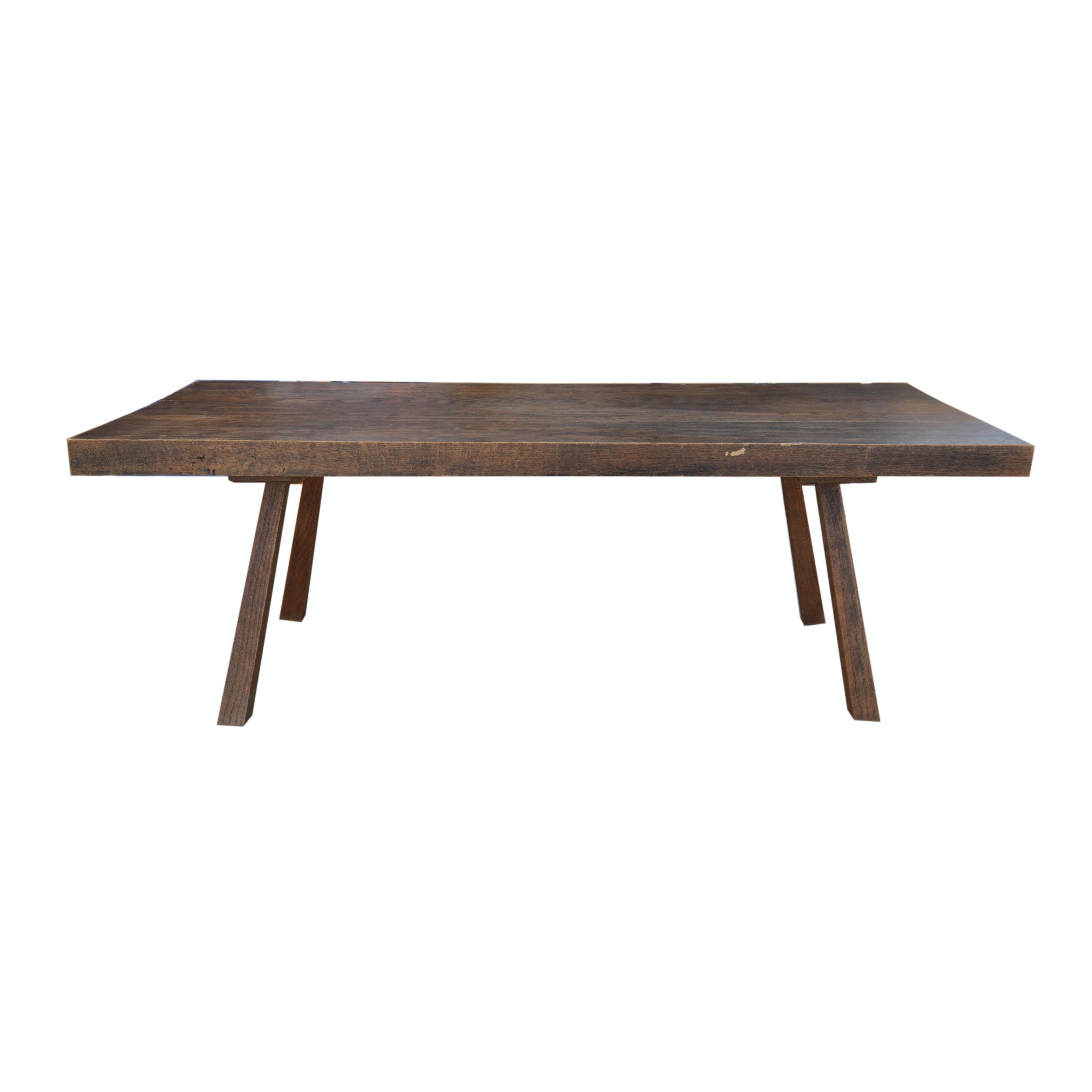 "Vintage ""Ranch Oak"" Coffee Table"