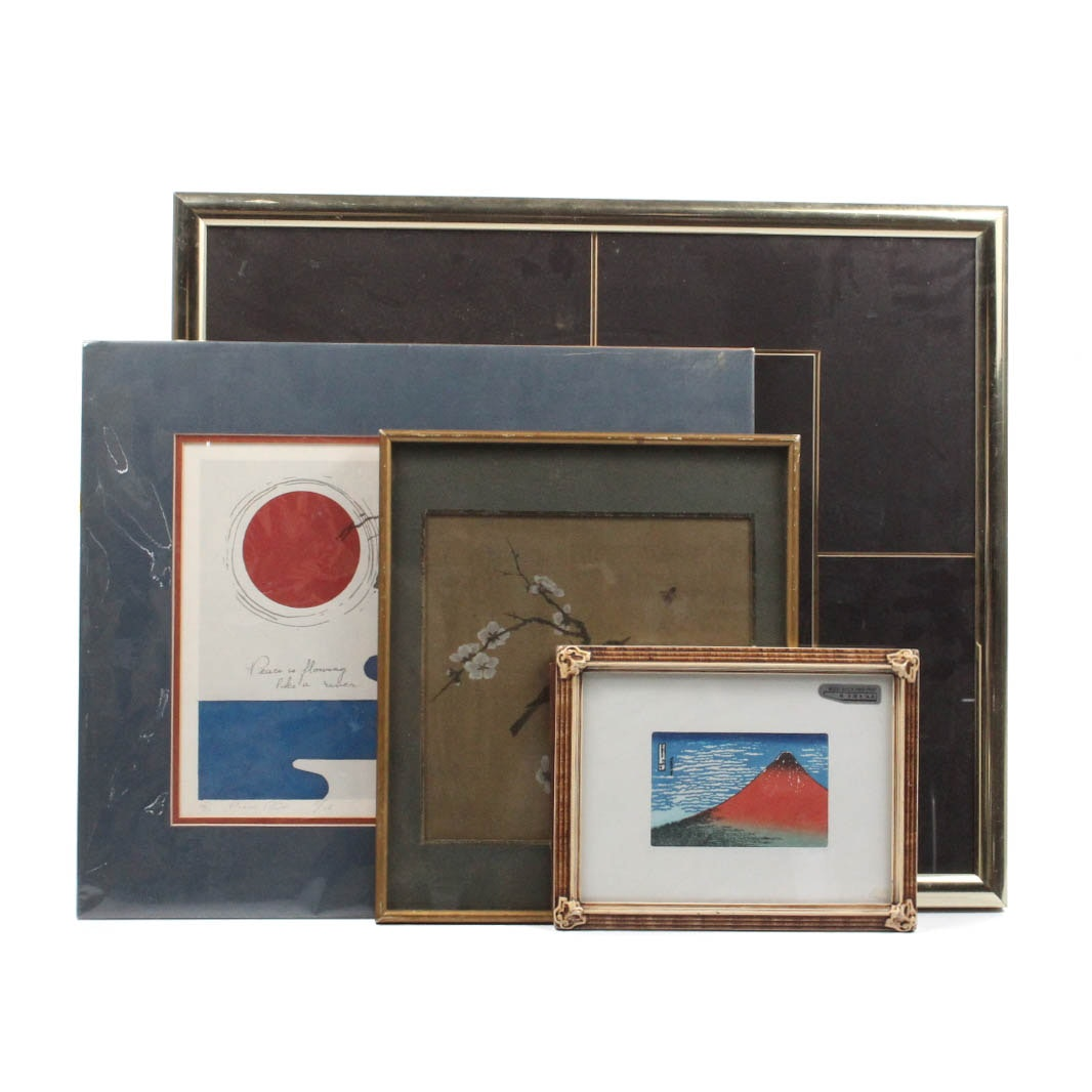 East Asian Art Print Collection