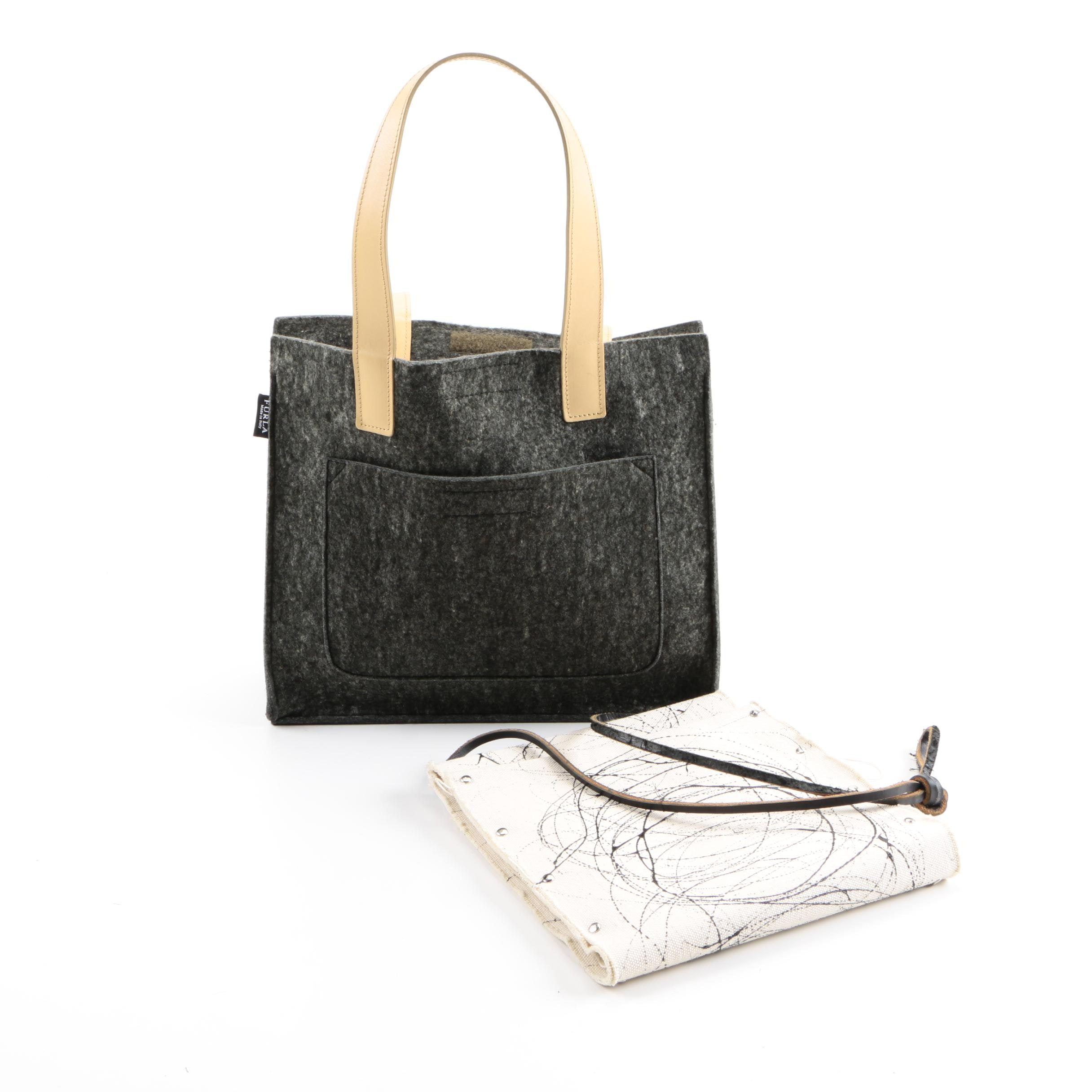 Tote Bags with Furla