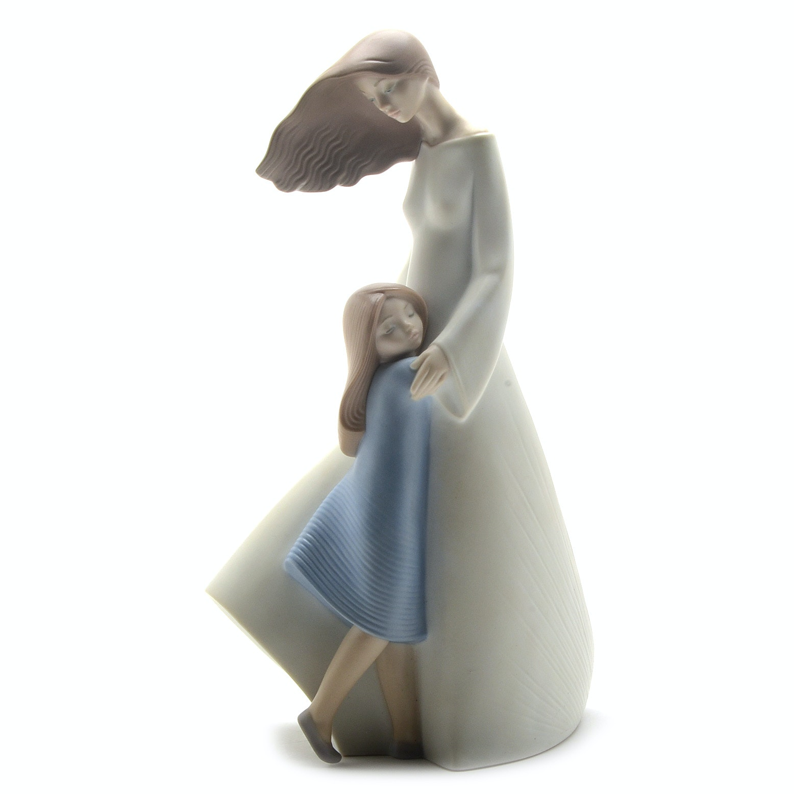"Lladro ""I Love You, Mom"" Figurine"