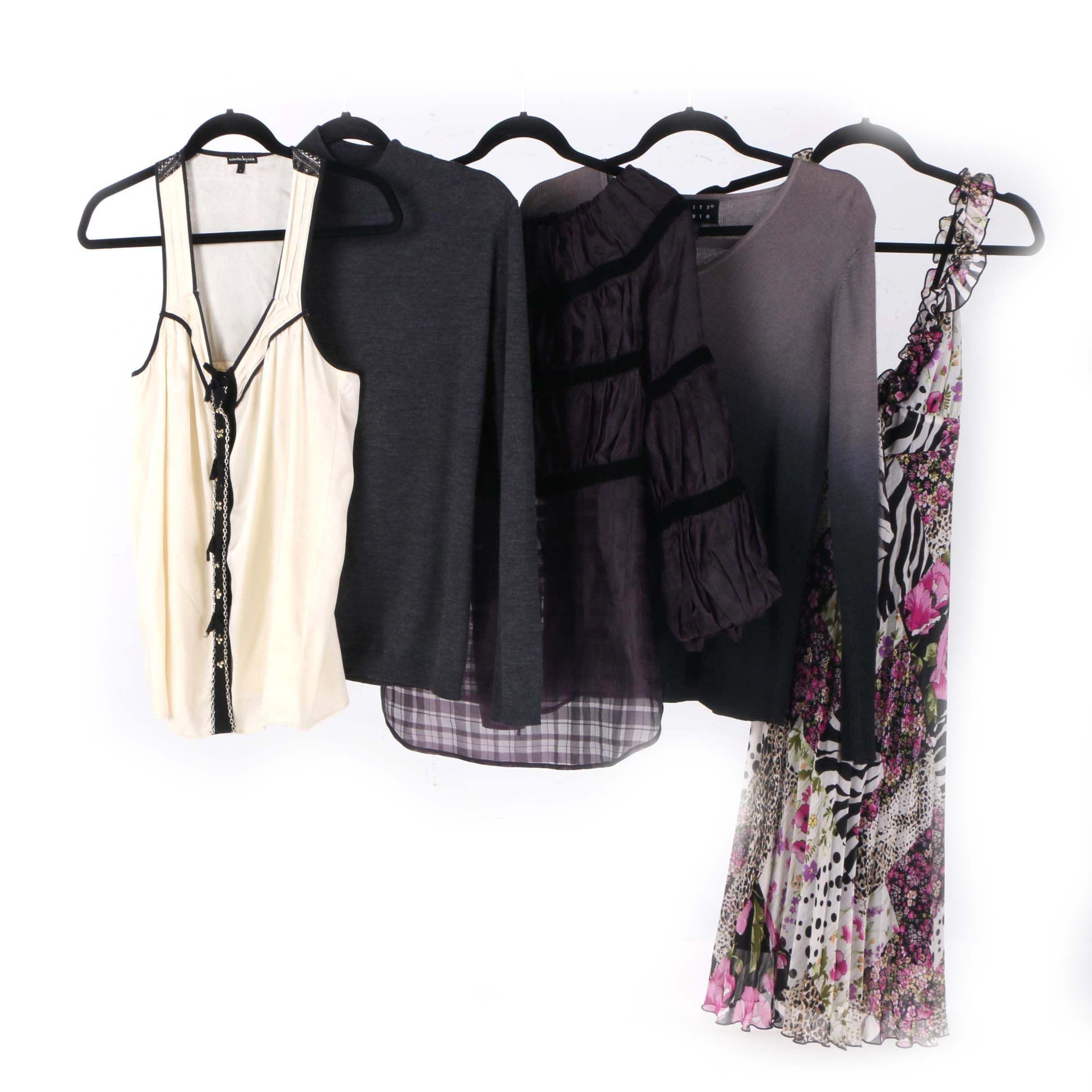 Women's Clothing Including Nanette Lepore