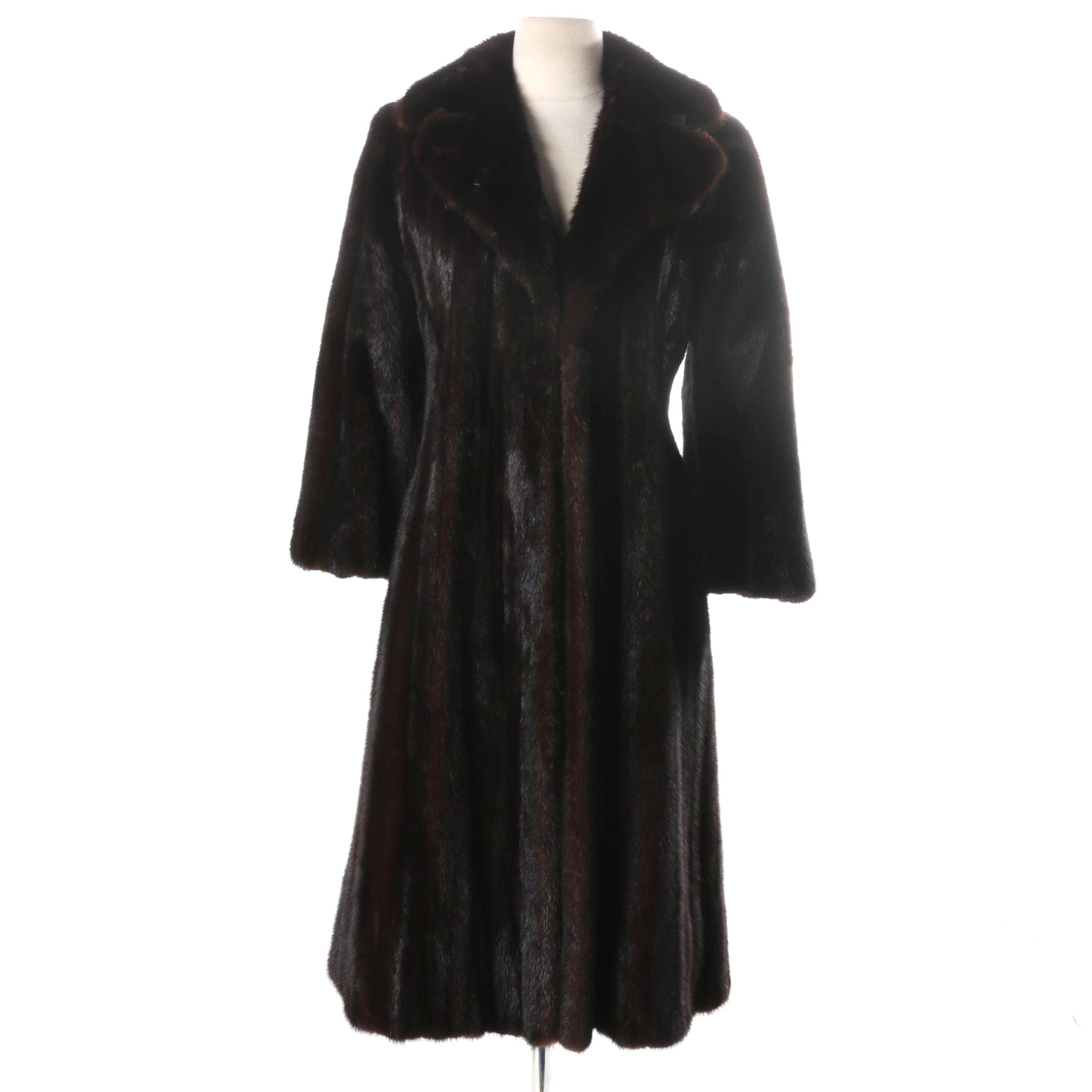 Lempel-Weg Co. Inc. Women's Mink Coat