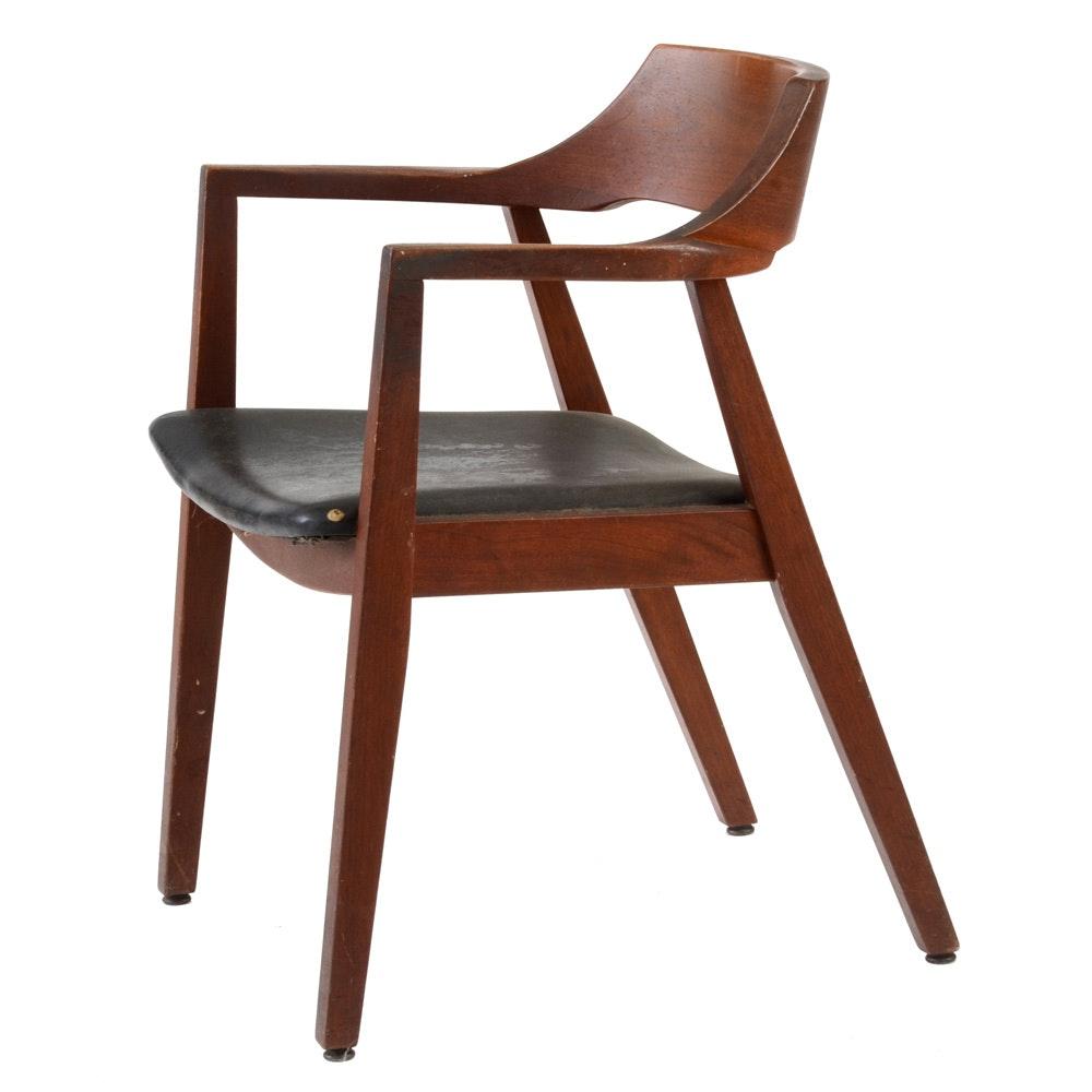 Mid Century Modern Armchair by Jasper Chair Company