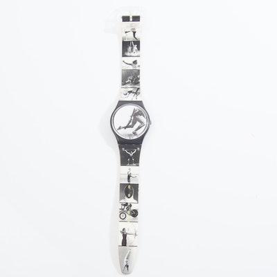 Annie Leibovitz 1996 Olympics Swatch Watch