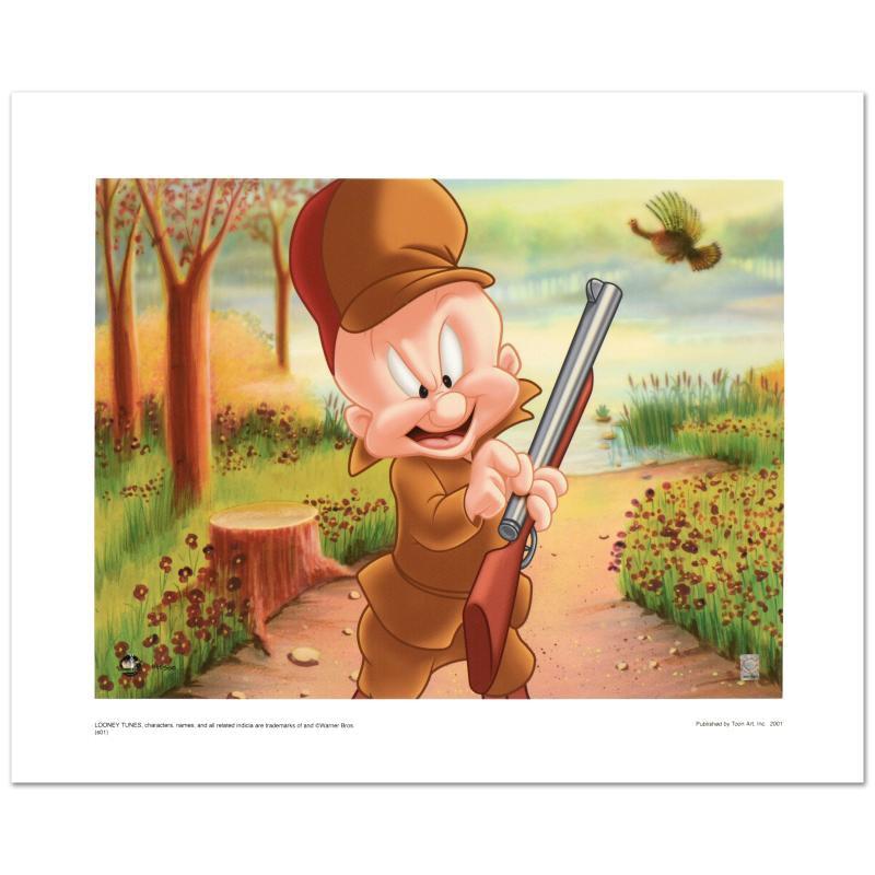 """Elmer Hunting"" Limited Edition"