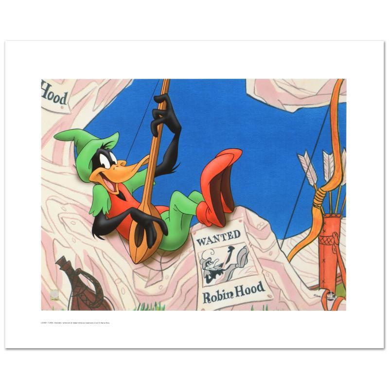 """Robin Hood Daffy"" Limited Edition Giclee"