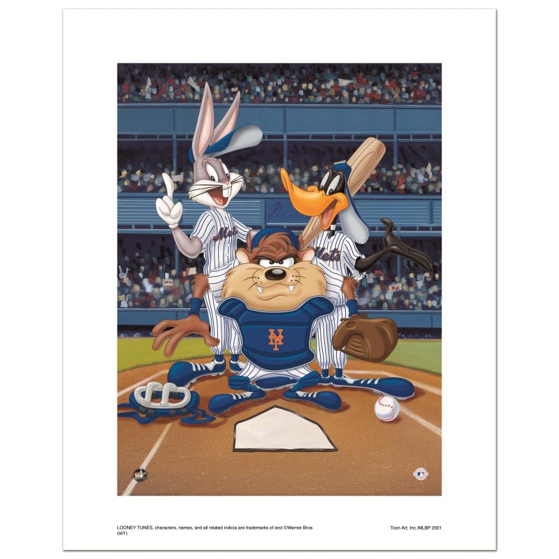 """At the Plate (Mets)"" Limited Edition"