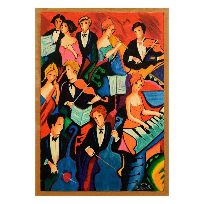 """""""The Orchestra"""" Limited Edition"""