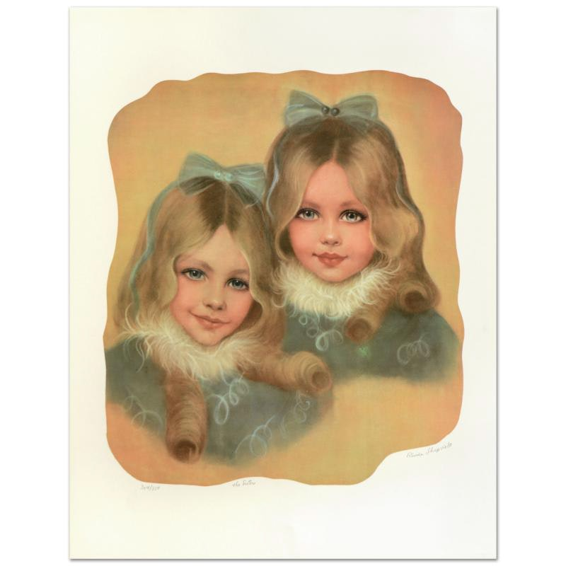 """Sisters"" Limited Edition Lithograph"