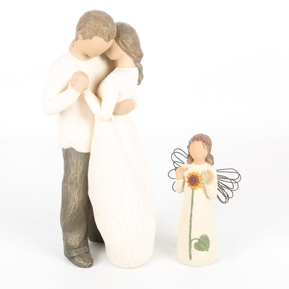 Susan Lordi for Willow Tree Figurines